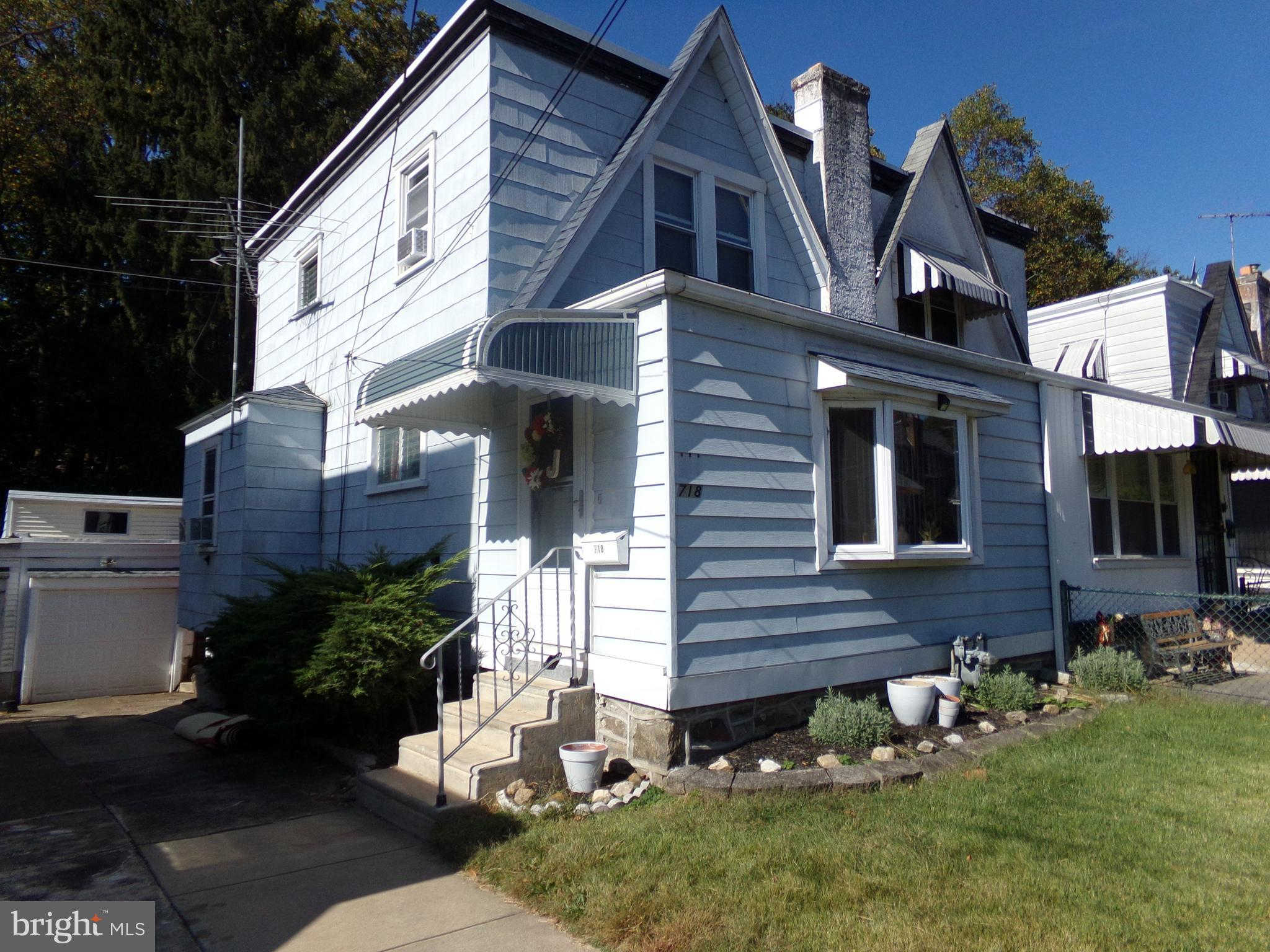 718 Yeadon Avenue, Yeadon, PA 19050 now has a new price of $99,500!