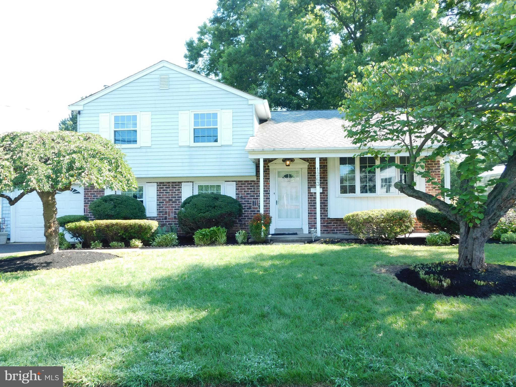 1263 Log College Drive, Warminster, PA 18974 now has a new price of $319,500!