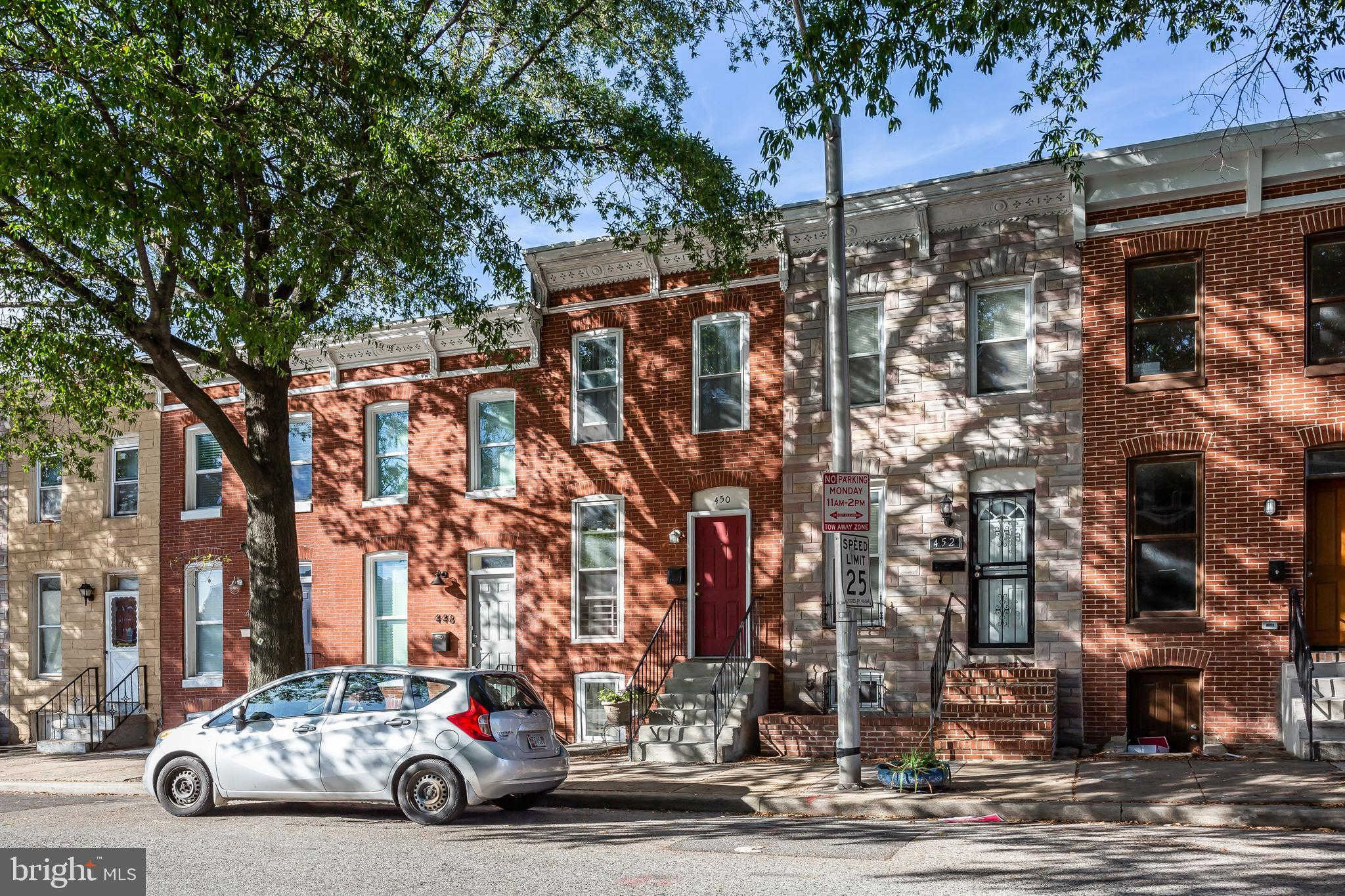 450 E Federal Street, Baltimore, MD 21202 now has a new price of $172,200!
