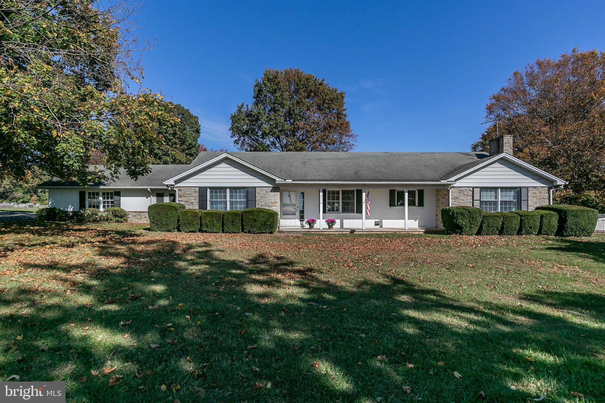 3778 Black Rock Road, Upperco, MD 21155 now has a new price of $464,000!