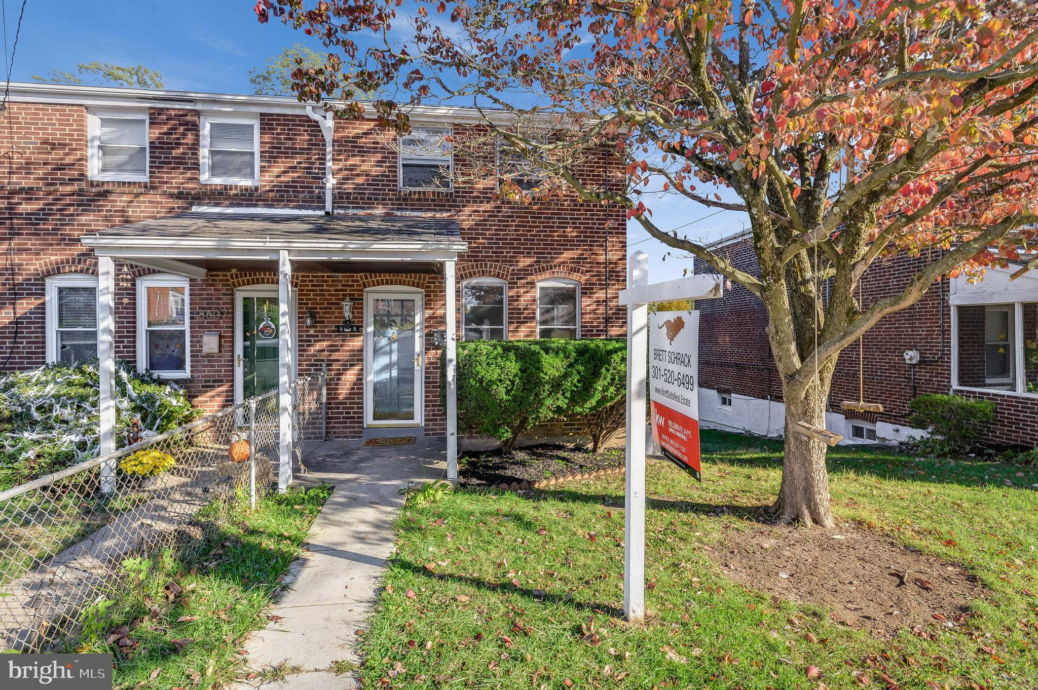 8605 Pleasant Plains Road, Towson, MD 21286 is now new to the market!