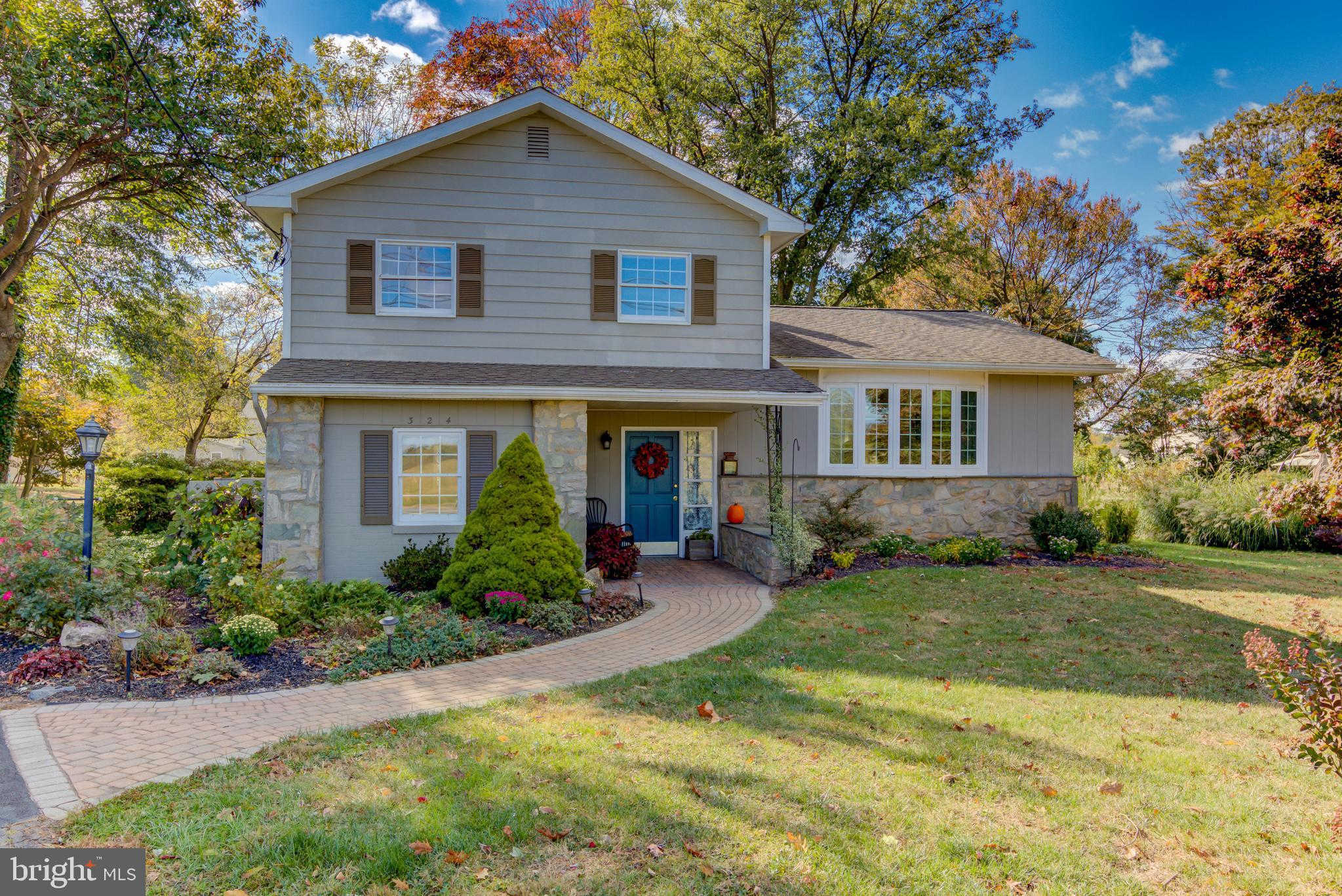 324 Ellis Lane, West Chester, PA 19380 now has a new price of $379,000!