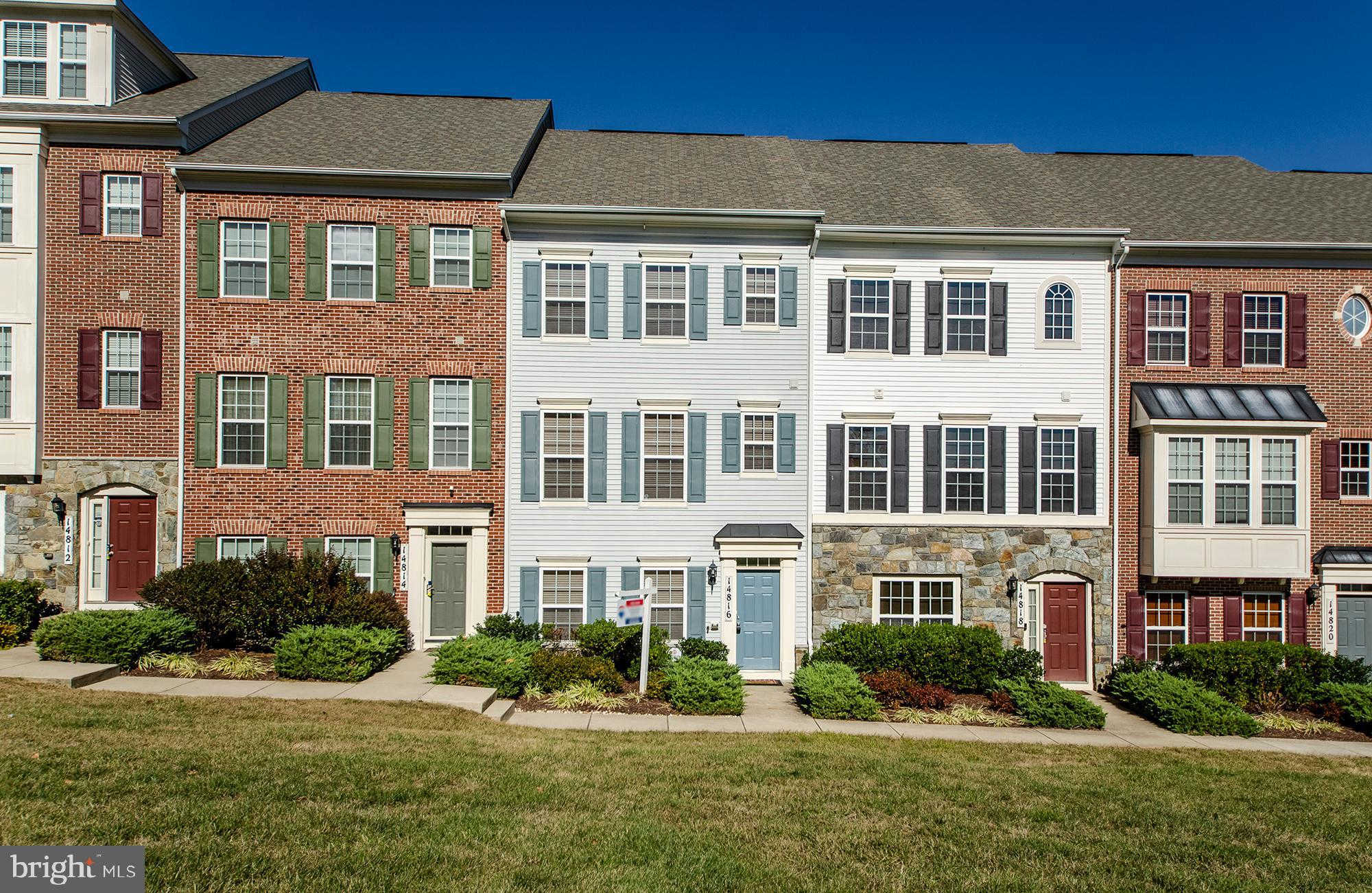 14816 Hardcastle Street, Laurel, MD 20707 now has a new price of $395,000!