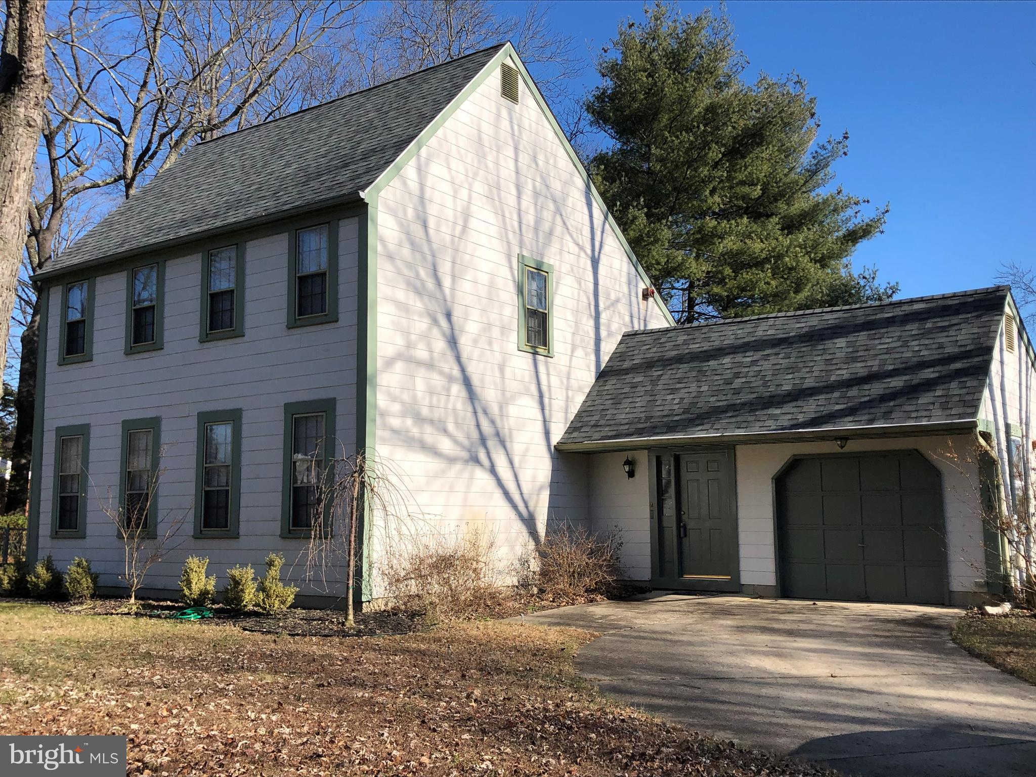110 Abbey Road, Voorhees, NJ 08043 now has a new price of $242,500!