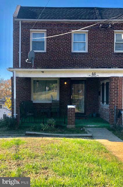 44 Burns Street NE, Washington, DC 20019 now has a new price of $358,000!