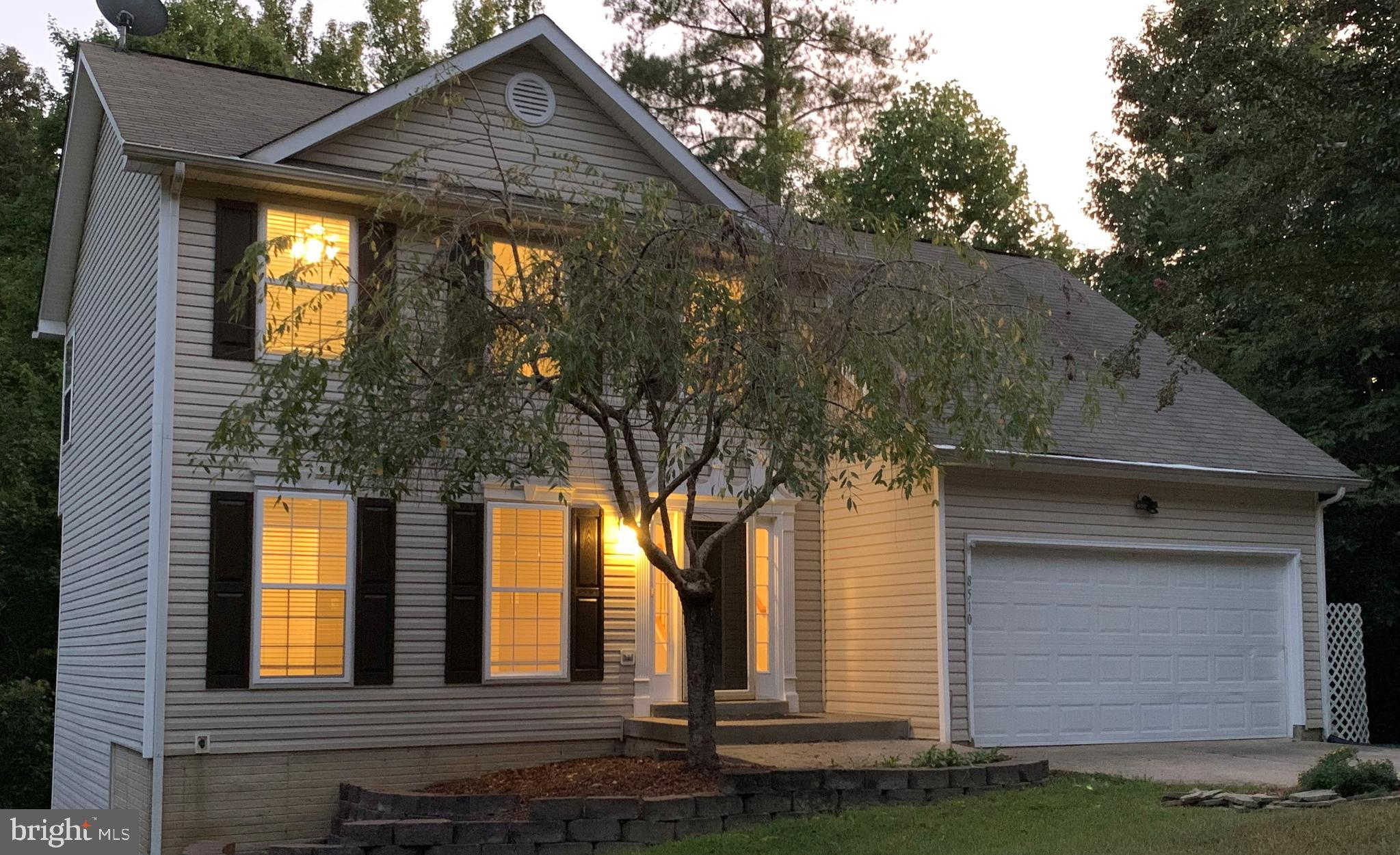 8510 Tompkins Drive, King George, VA 22485 is now new to the market!