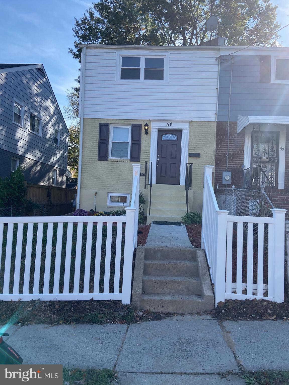 Another Property Sold - 56 Elmira Street SW, Washington, DC 20032
