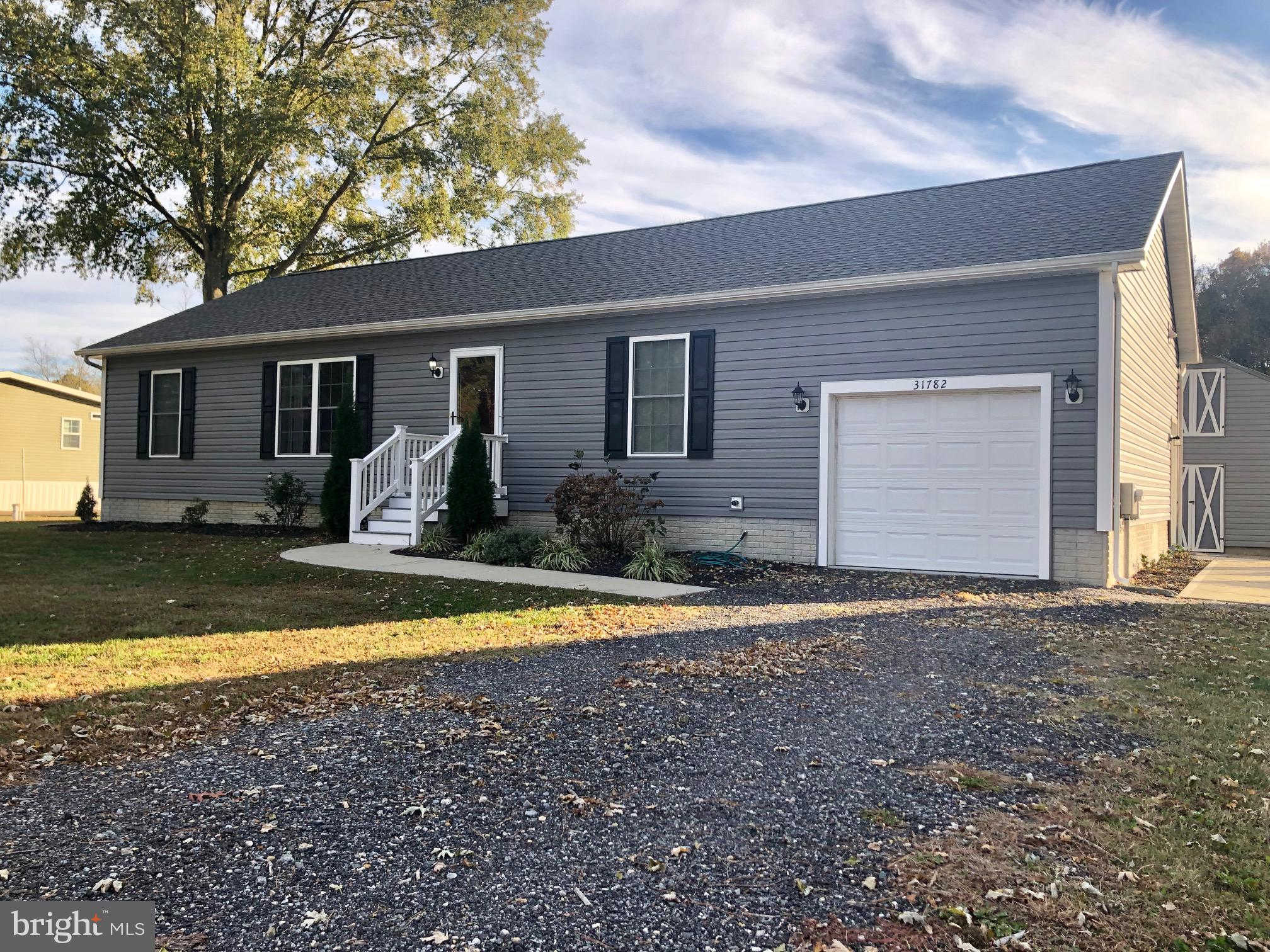 31782 Lakeview Drive, Ocean View, DE 19970 is now new to the market!