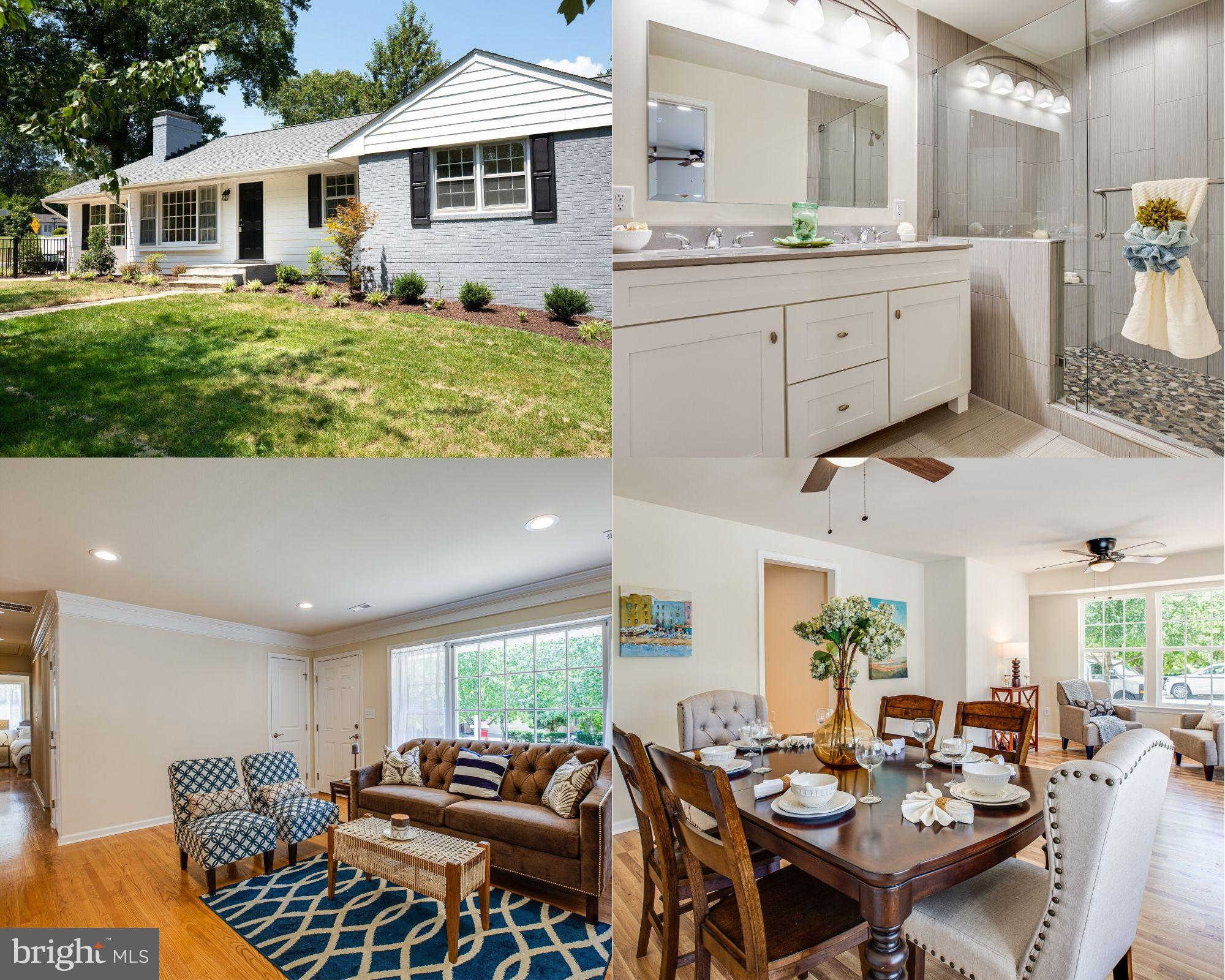 911 Madison Street, Fredericksburg, VA 22401 now has a new price of $499,000!