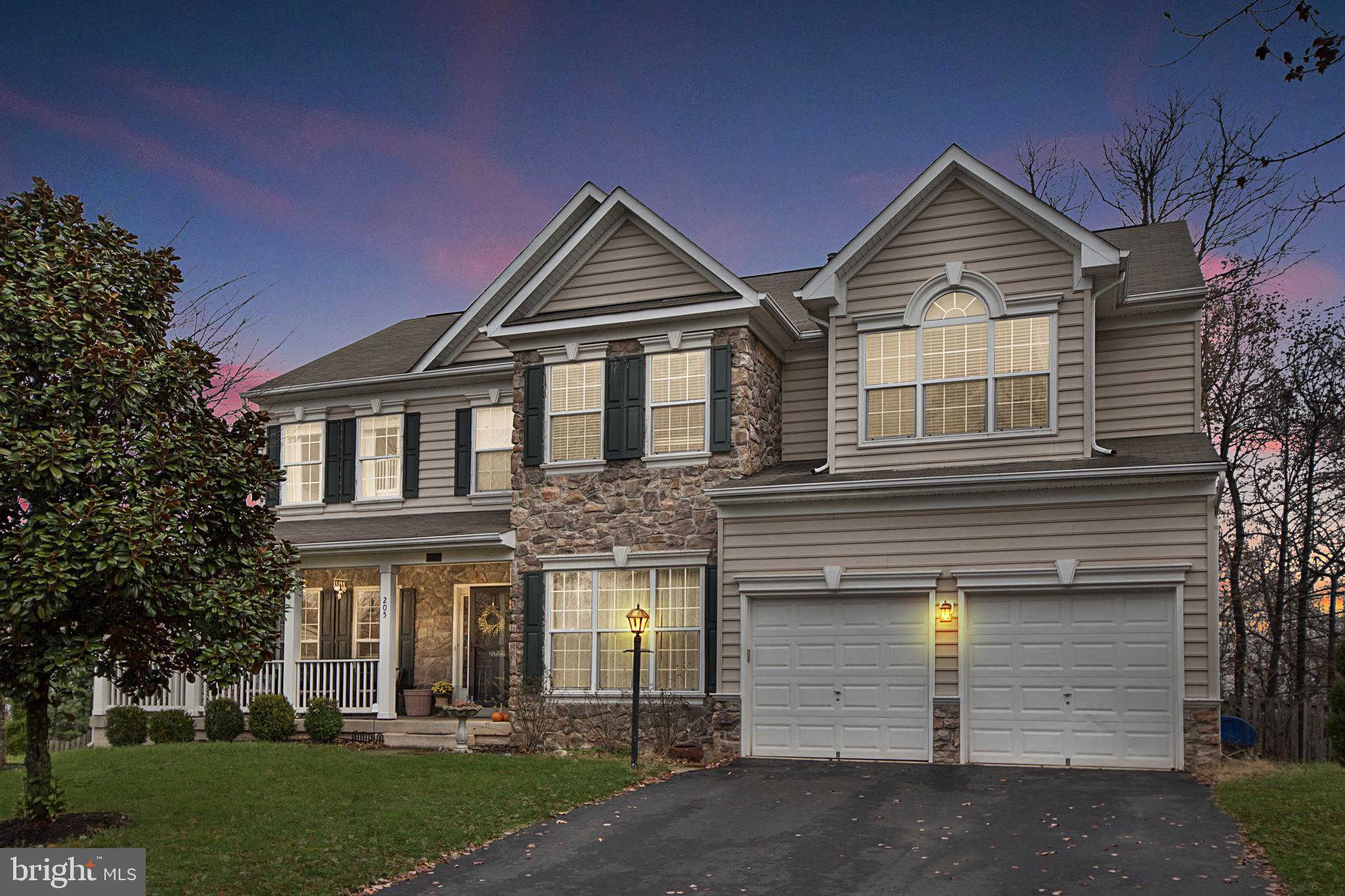 Another Property Sold - 205 Autumn Wind Court, Warrenton, VA 20186