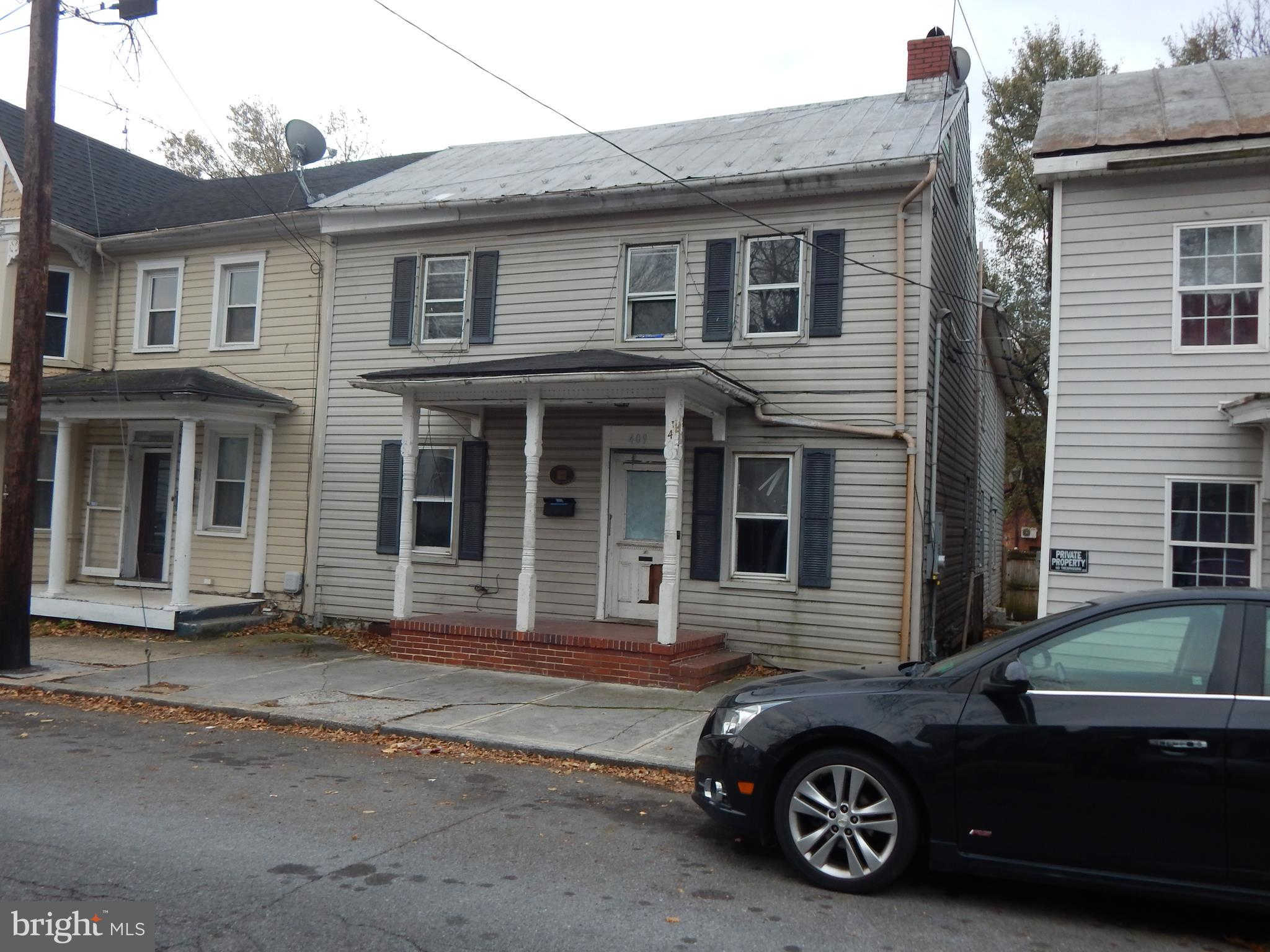 409 John, Martinsburg, WV 25401 now has a new price of $79,995!