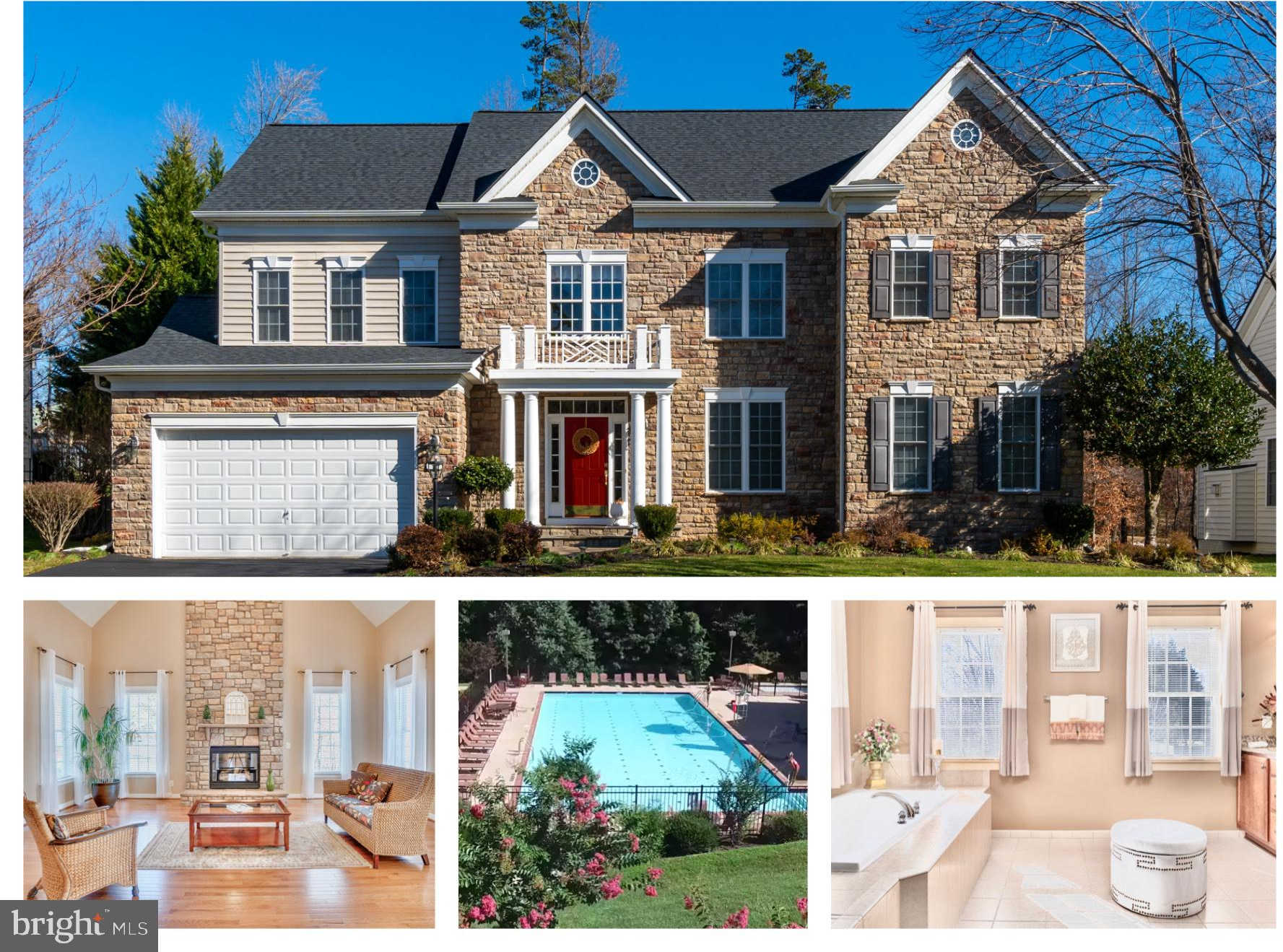 3 Gristmill Drive, Stafford, VA 22554 is now new to the market!