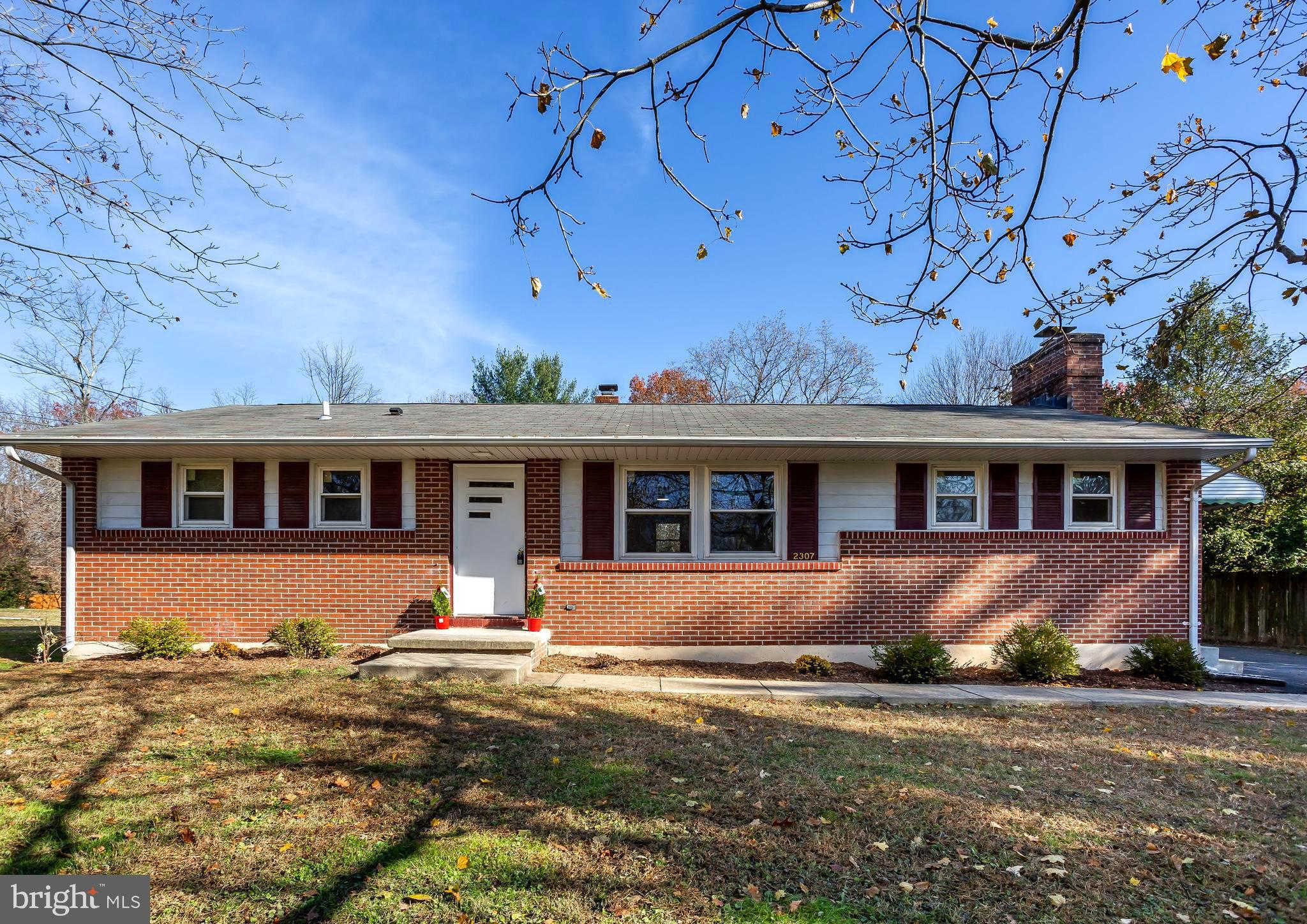 2307 Old Mountain Rd Central, Joppa, MD 21085 now has a new price of $275,000!