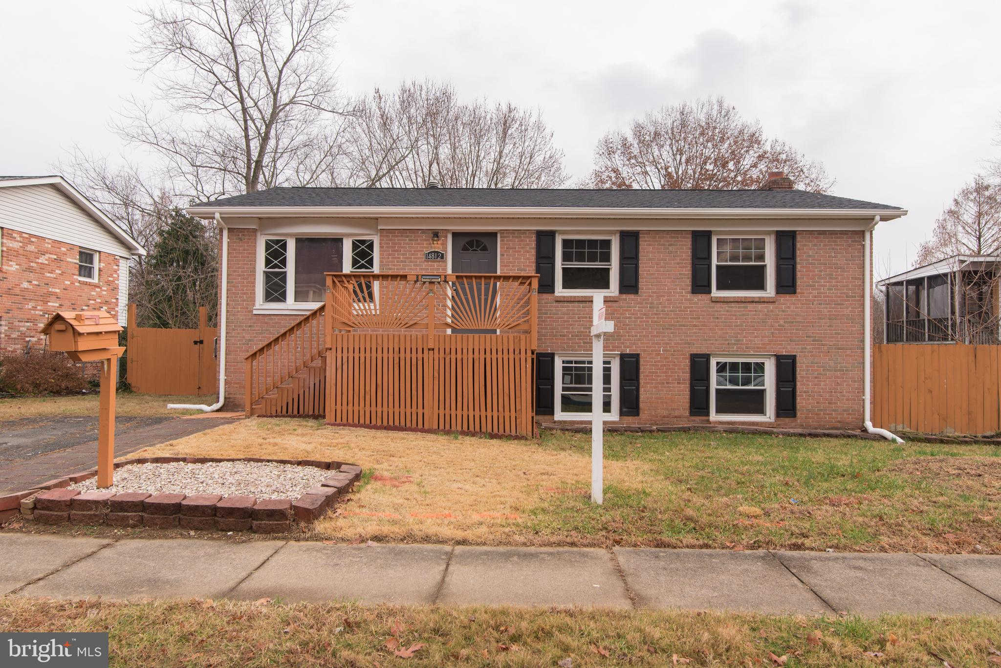 Another Property Sold - 14812 Elmwood Drive, Woodbridge, VA 22193