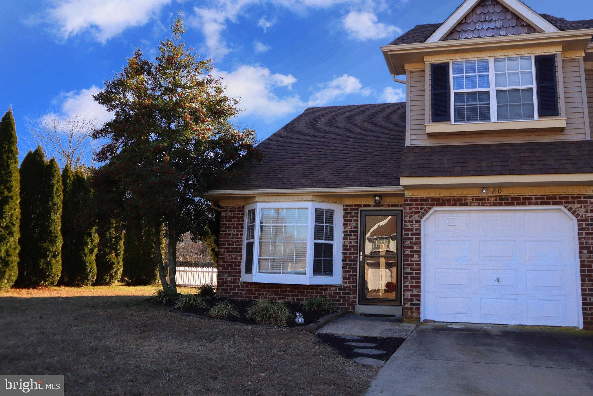 20 Gristmill Drive, Dover, DE 19904 now has a new price of $175,000!