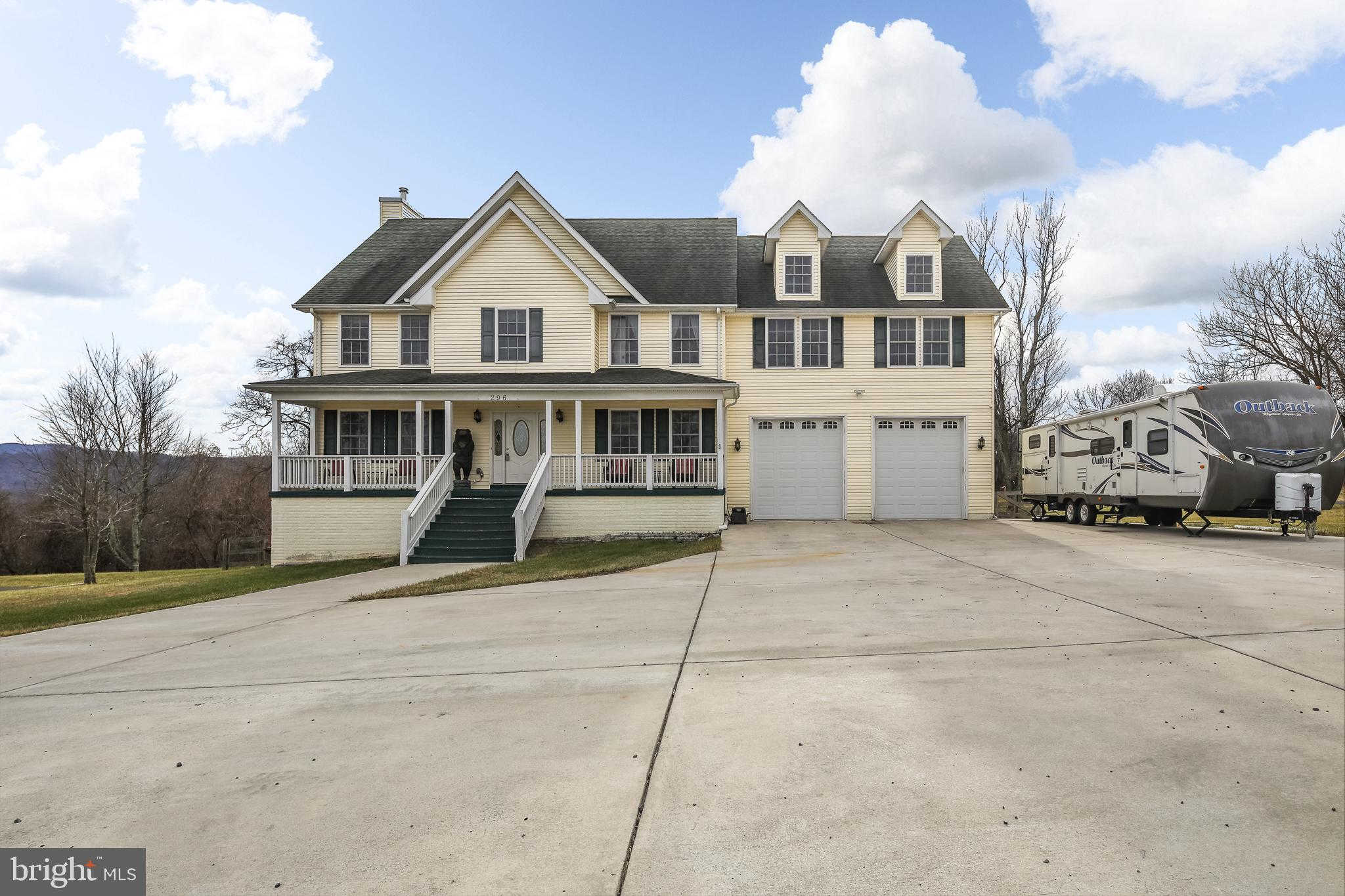 Video Tour  - 296 Granny Smith Road, Linden, VA 22642
