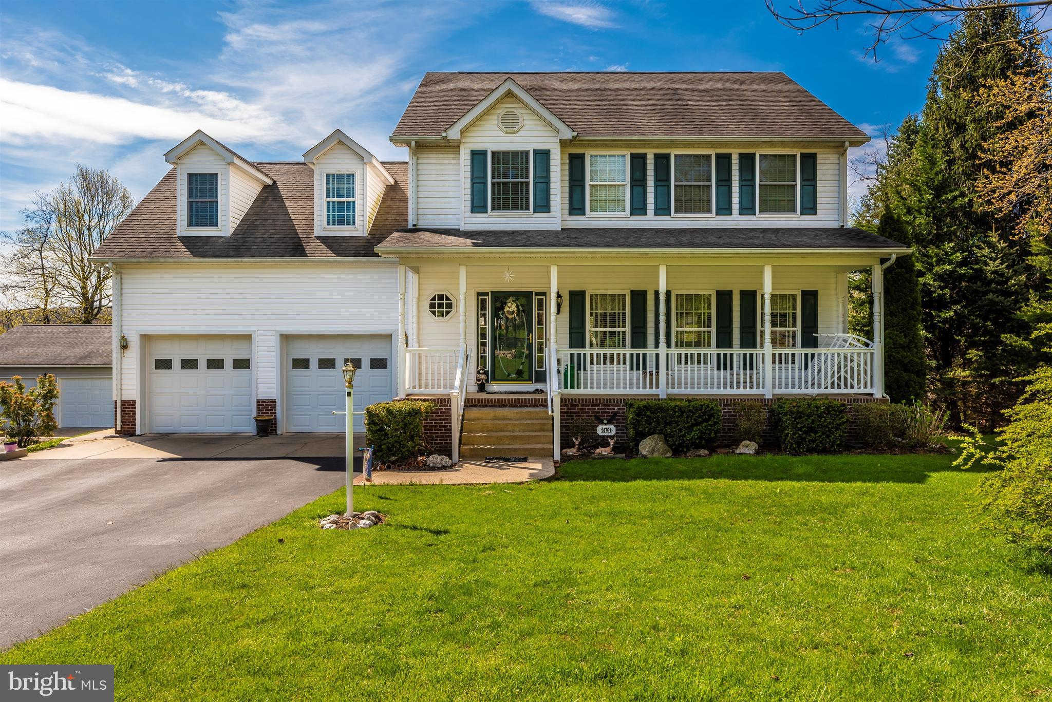 14761 Herman Hauver Road, Sabillasville, MD 21780 now has a new price of $389,900!