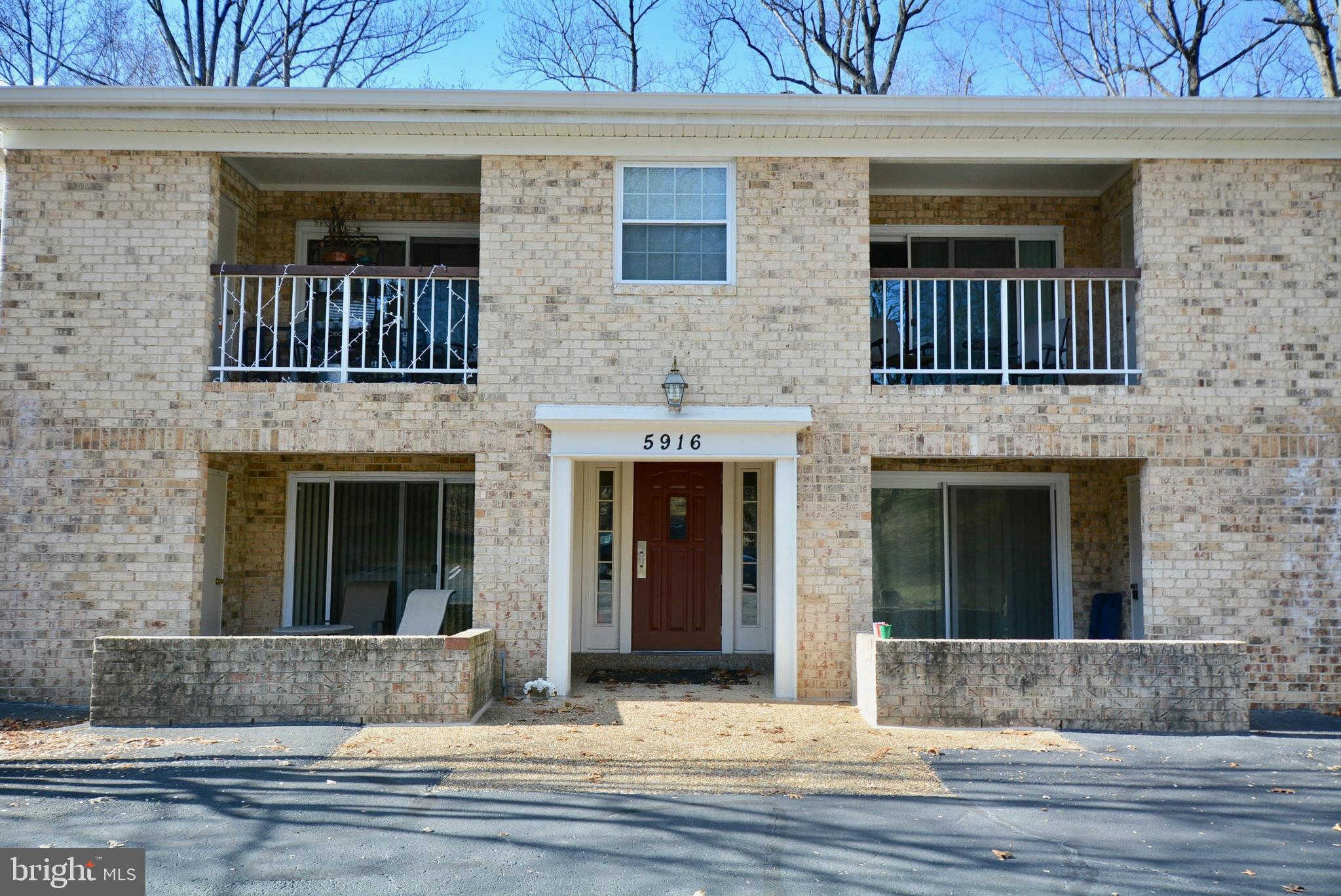 5916 Cove Landing Road #203, Burke, VA 22015 is now new to the market!
