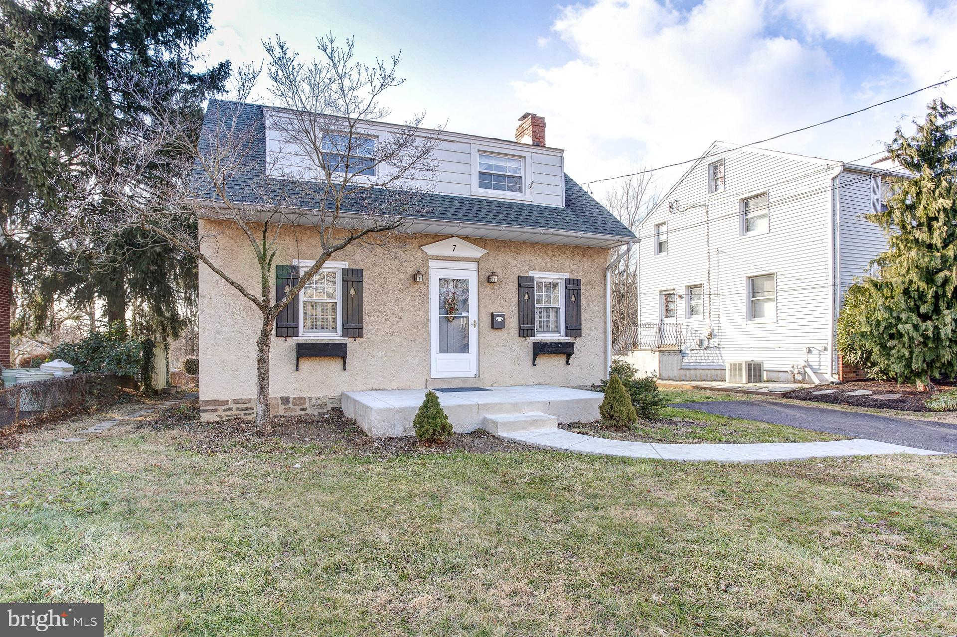 7 Highland Avenue, Flourtown, PA 19031 has an Open House on  Sunday, January 12, 2020 2:00 PM to 4:00 PM