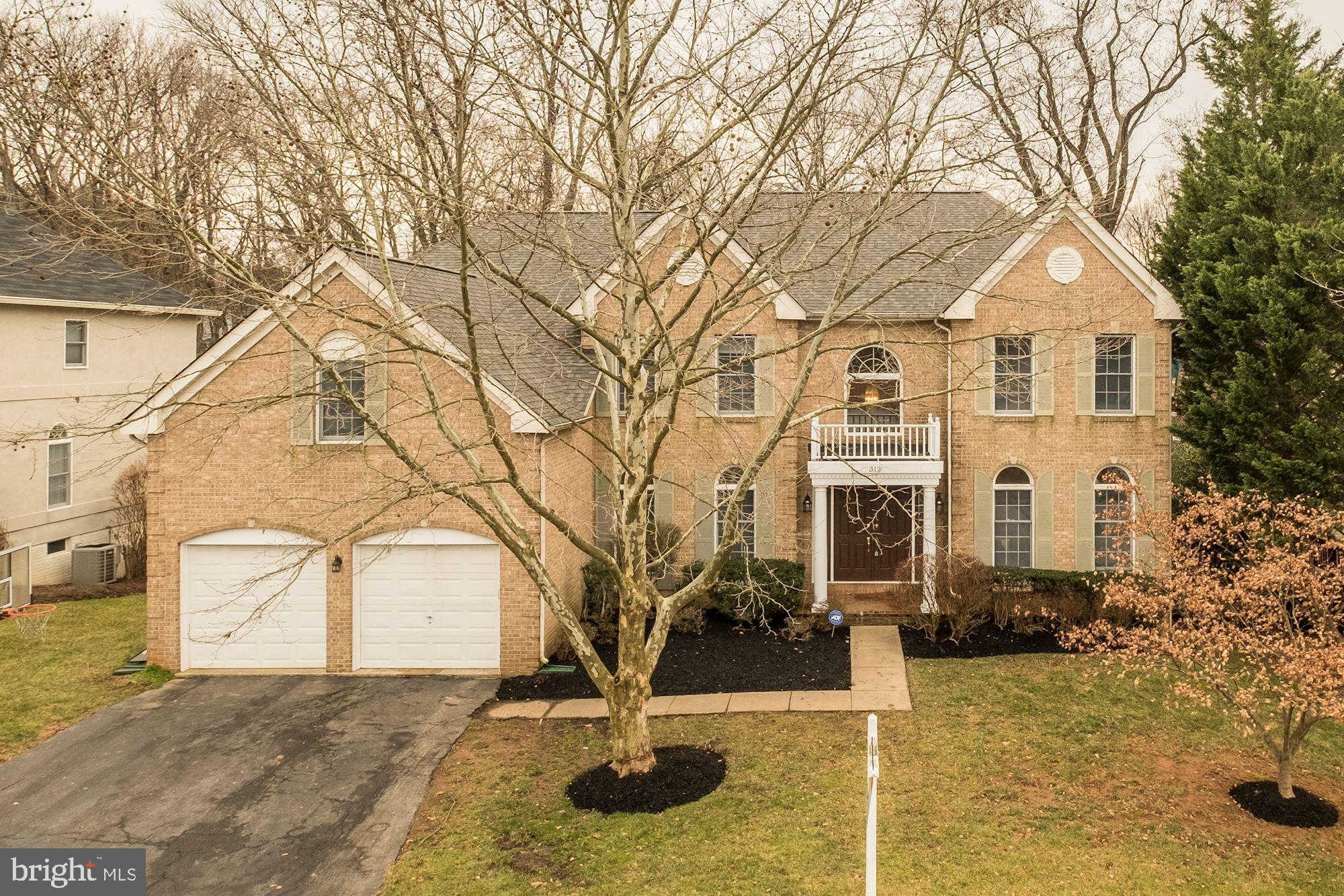 Another Property Sold - 312 Alderwood Drive, Gaithersburg, MD 20878