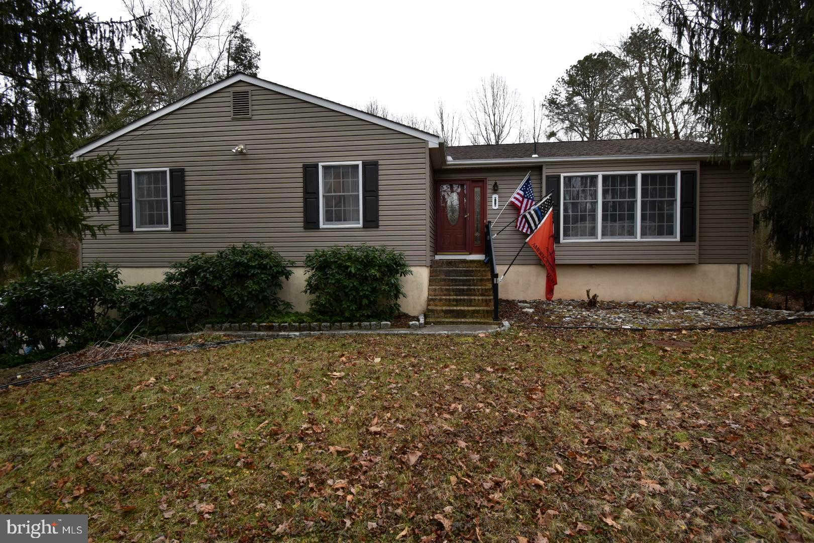 146 Long Swamp Road, New Egypt, NJ 08533 is now new to the market!