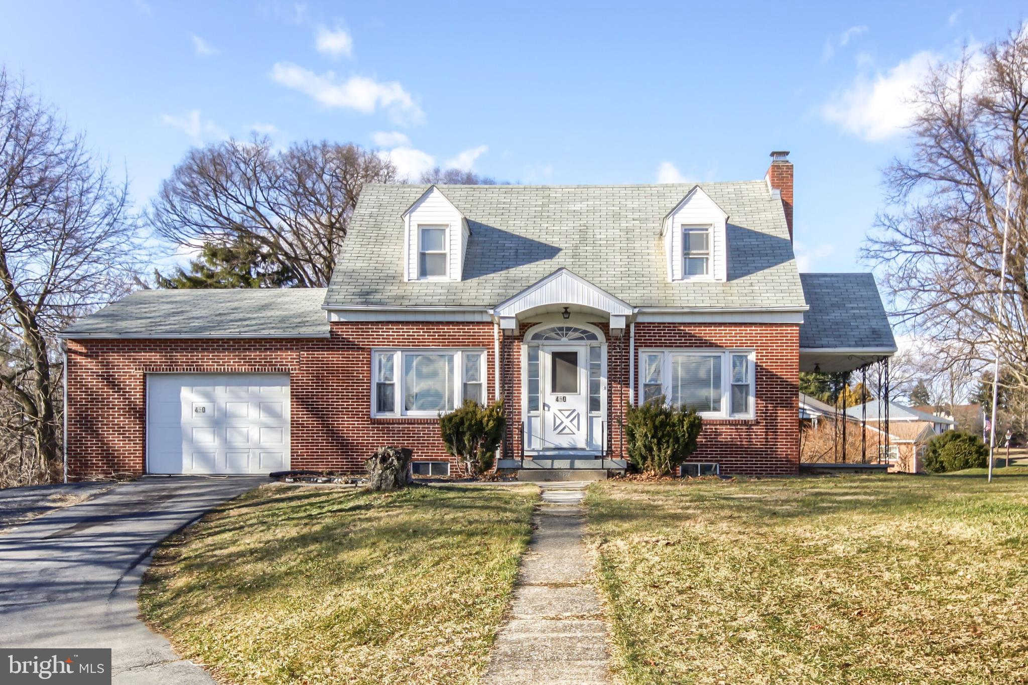 450 N 50TH Street, Harrisburg, PA 17111 now has a new price of $184,900!