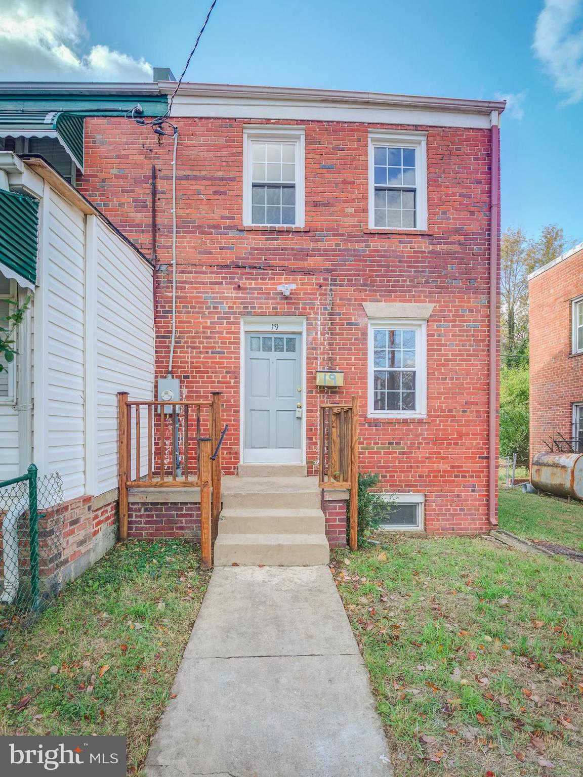 19 47TH Street Se, Washington, DC 20019 is now new to the market!