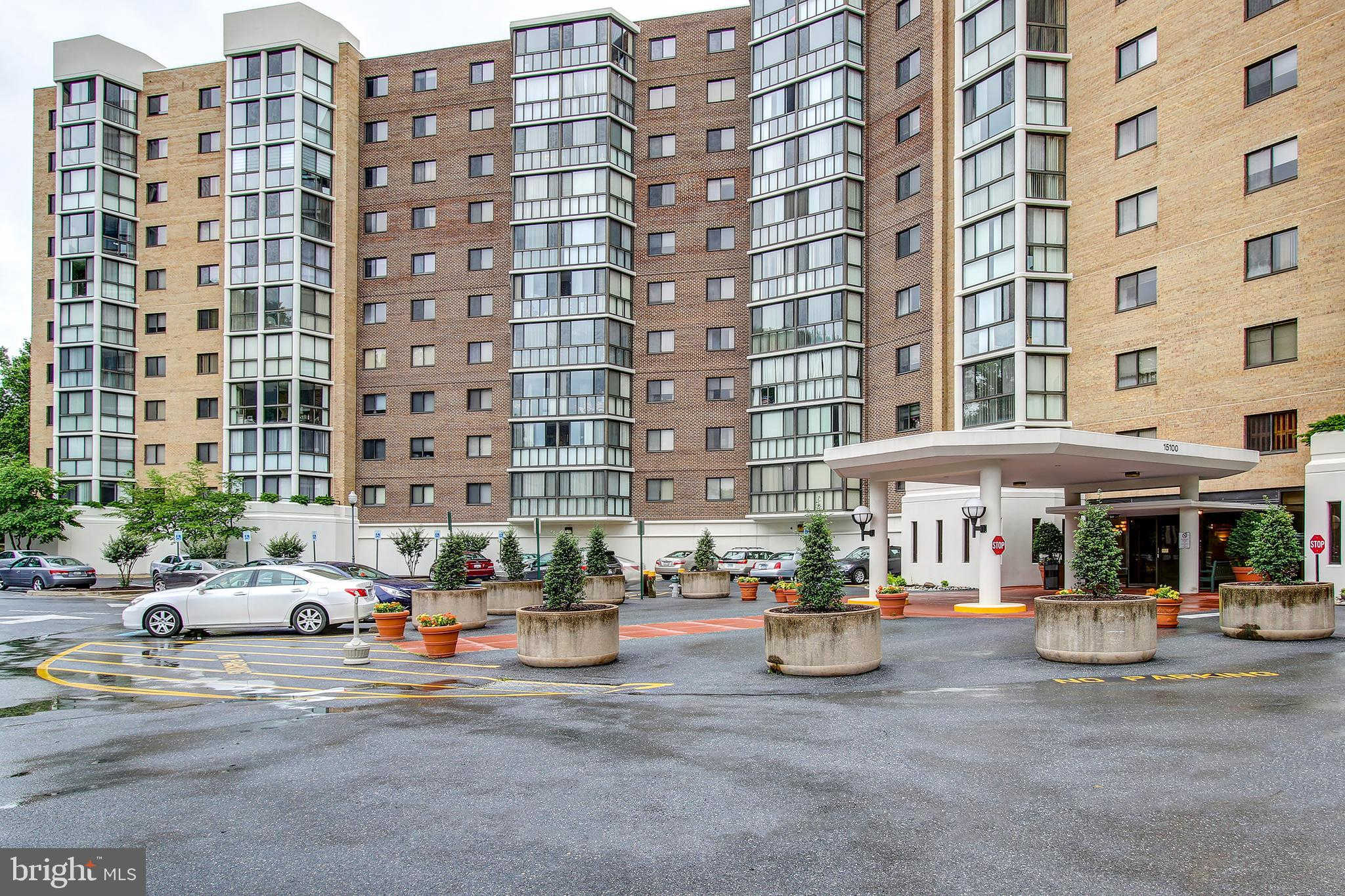 15100 Interlachen Drive #4-208, Silver Spring, MD 20906 is now new to the market!