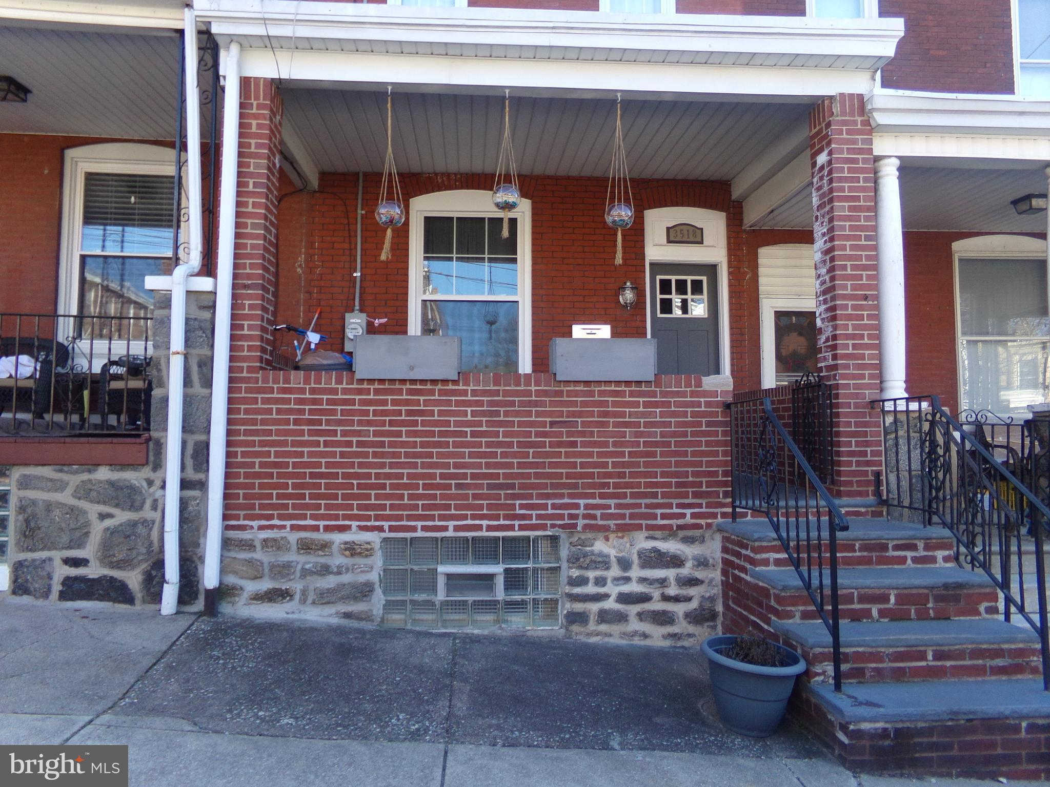 3518 New Queen Street, Philadelphia, PA 19129 now has a new price of $330,000!