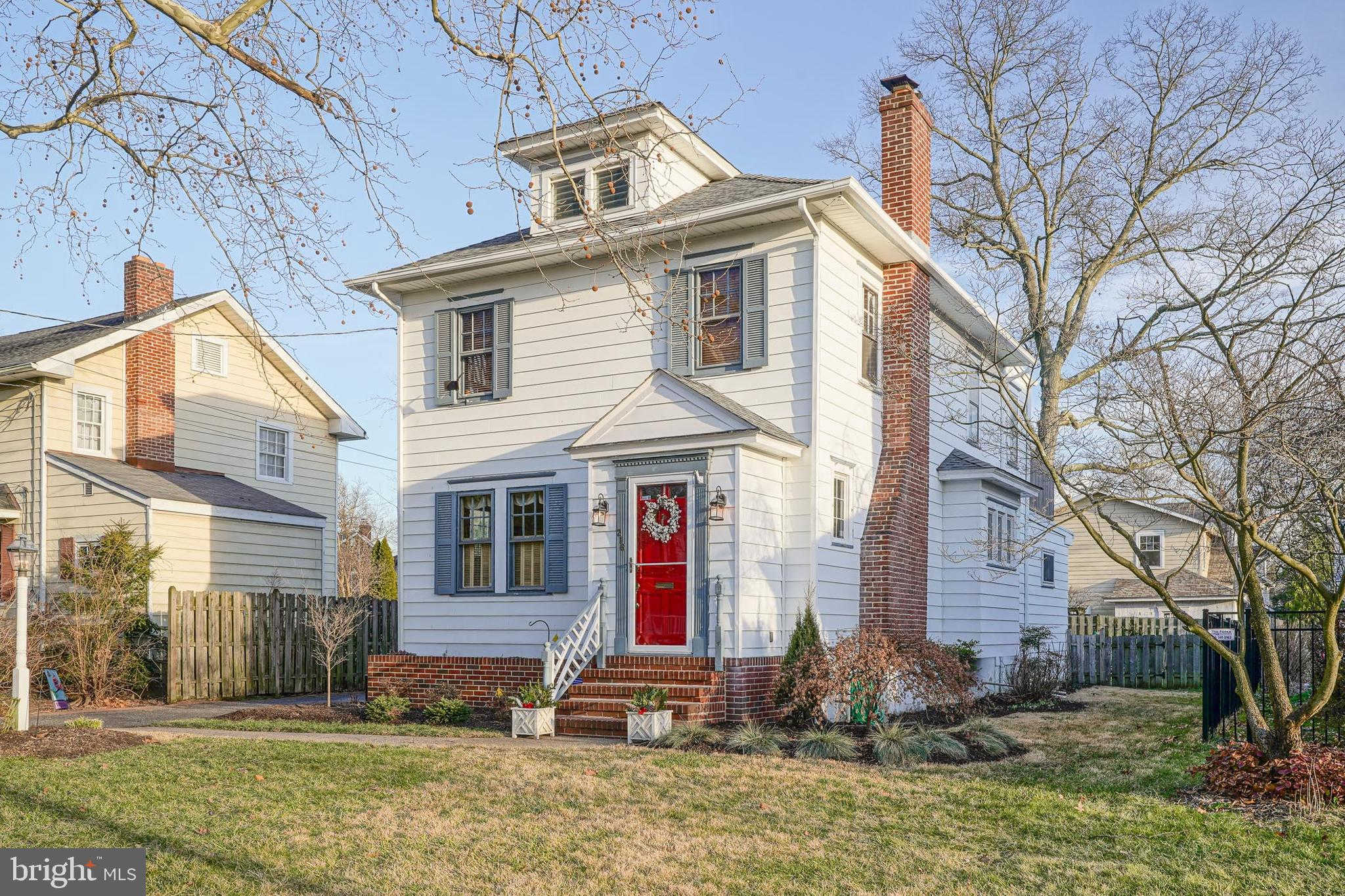 Video Tour  - 216 Ardmore Avenue, Haddonfield, NJ 08033