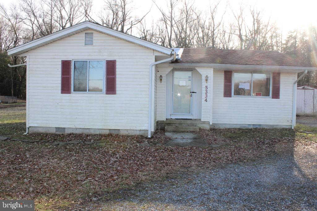 5334 Westville Road, Hartly, DE 19953 is now new to the market!