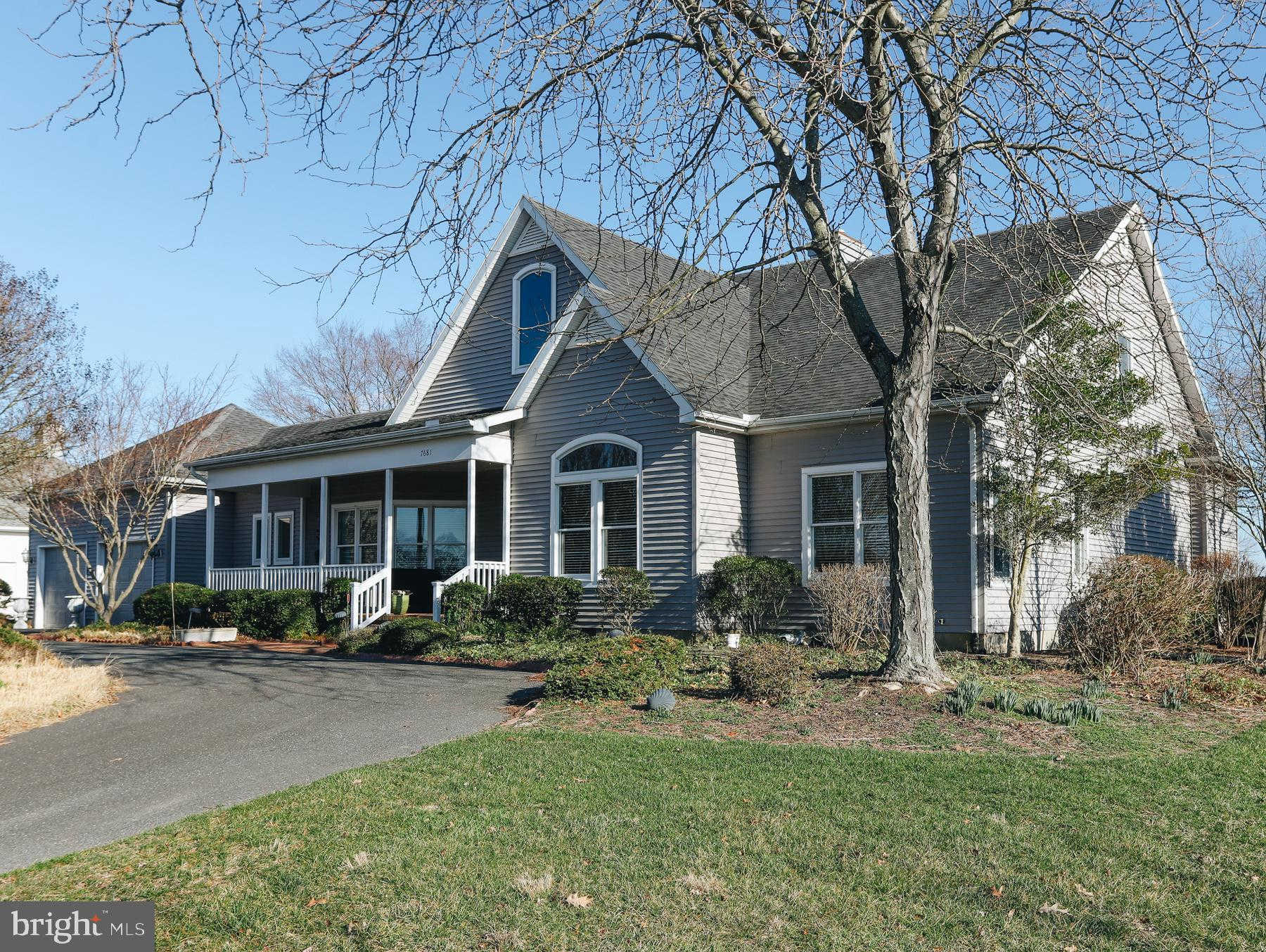 7681 Easton Club Drive, Easton, MD 21601 is now new to the market!