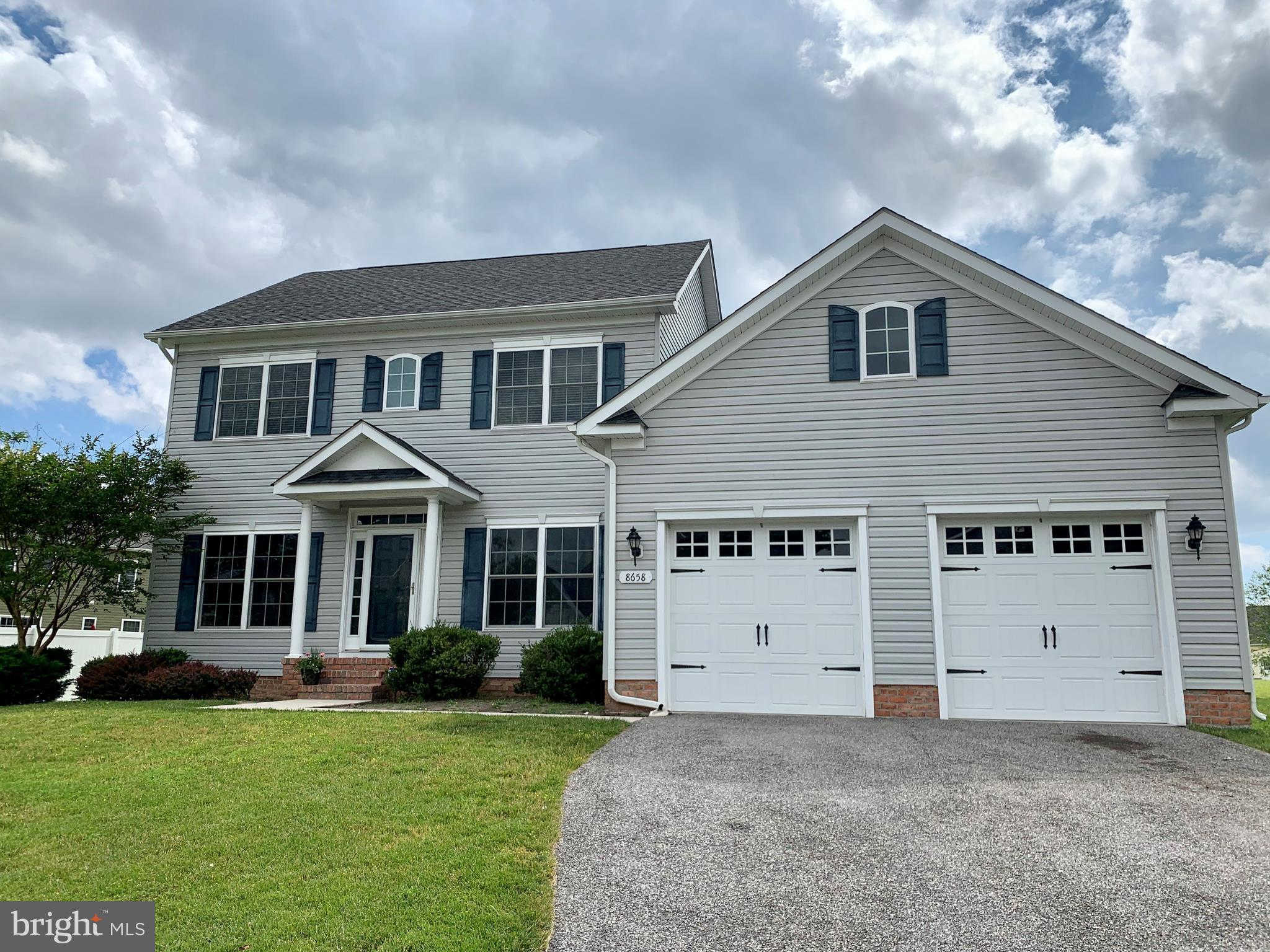 8658 Camac Street, Easton, MD 21601 now has a new price of $399,000!
