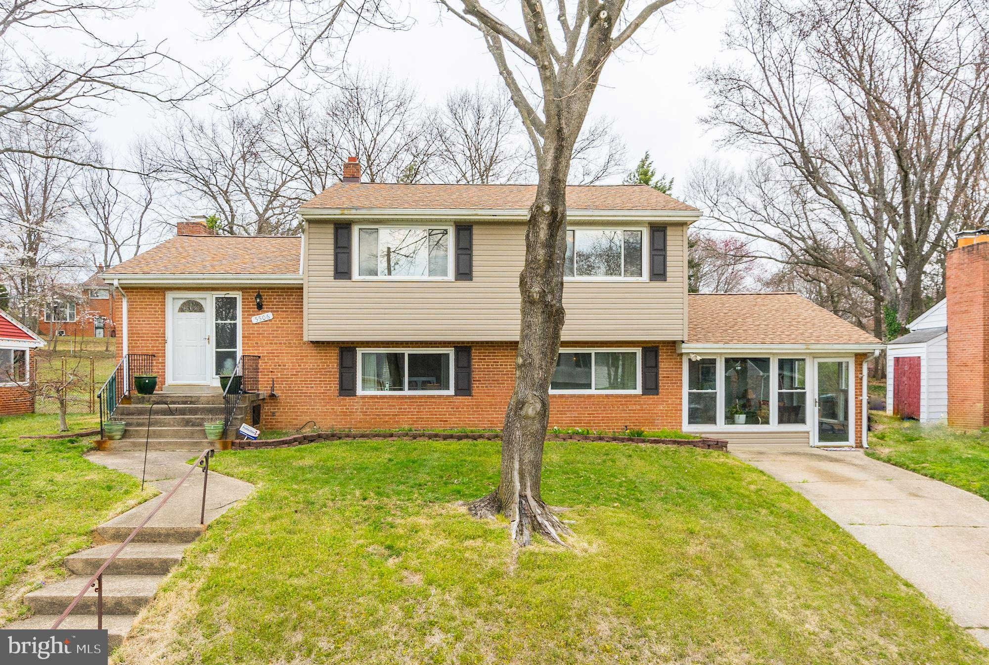 5506 Yorkshire Drive, Temple Hills, MD 20748 is now new to the market!