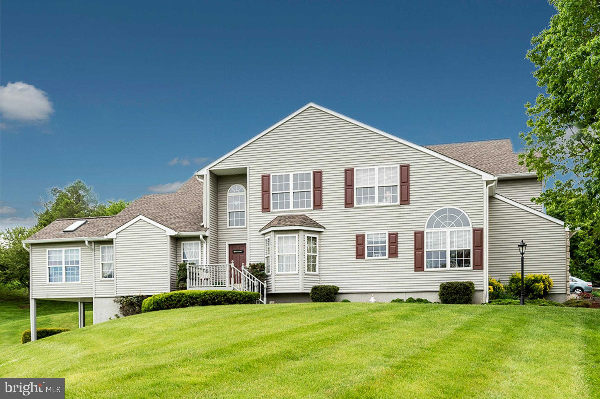 924 Adams Way, West Chester, PA 19382 now has a new price of $424,900!