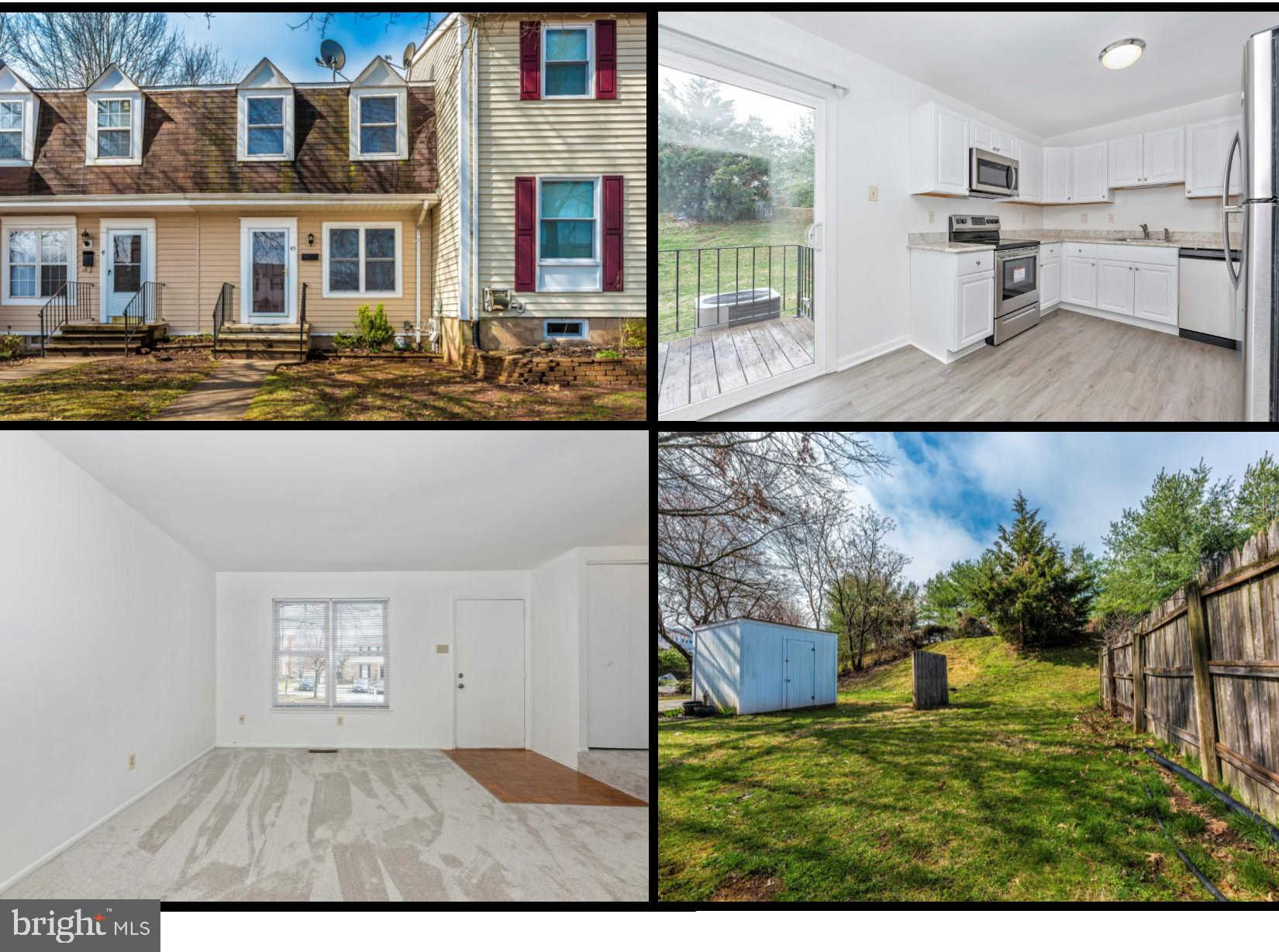 45 N Pendleton Court #14C, Frederick, MD 21703 is now new to the market!