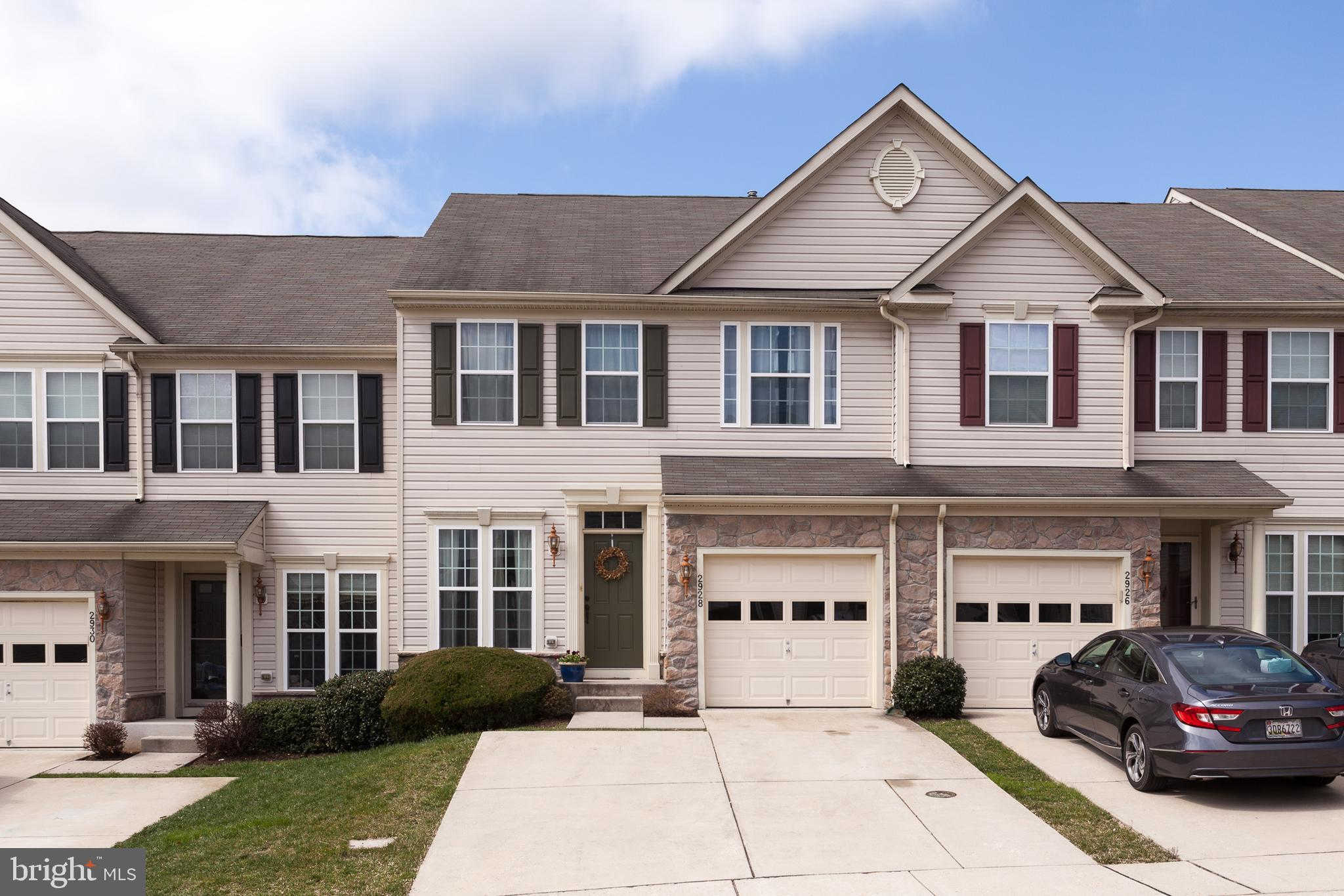 2928 Lomond Place #88, Abingdon, MD 21009 is now new to the market!