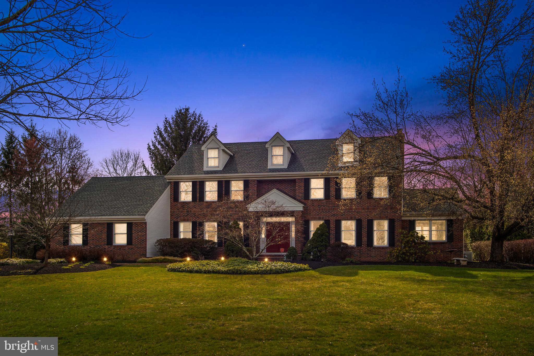 3 Lost Trail, Lawrenceville, NJ 08648 is now new to the market!