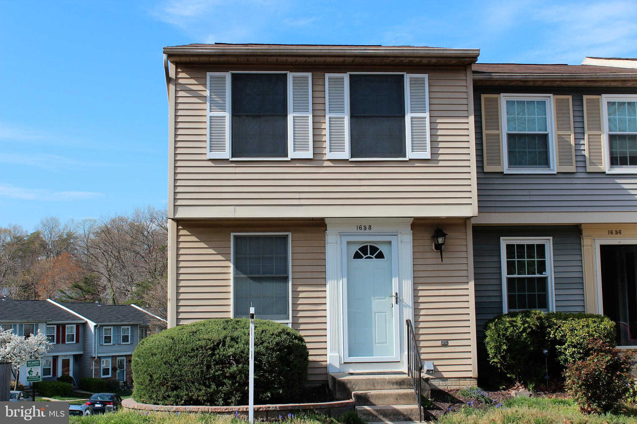 1658 Devil Lane, Woodbridge, VA 22192 is now new to the market!