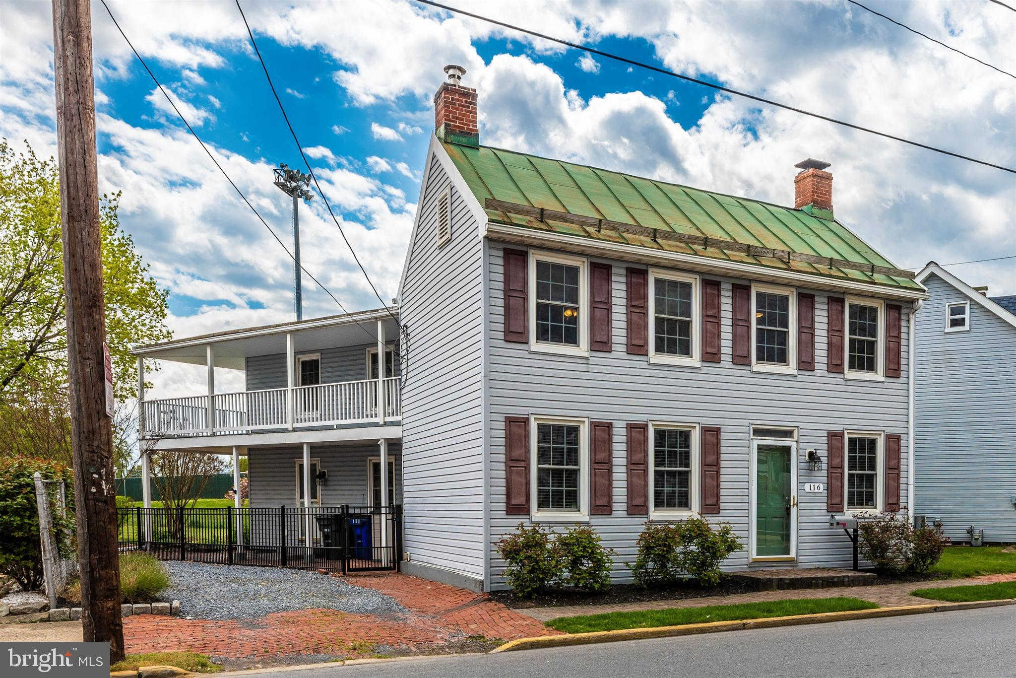116 S Jefferson Street, Frederick, MD 21701 now has a new price of $280,000!