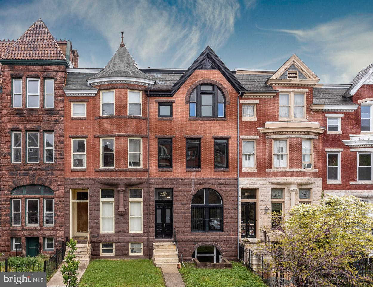 2237 Eutaw Place, Baltimore, MD 21217 now has a new price of $475,000!