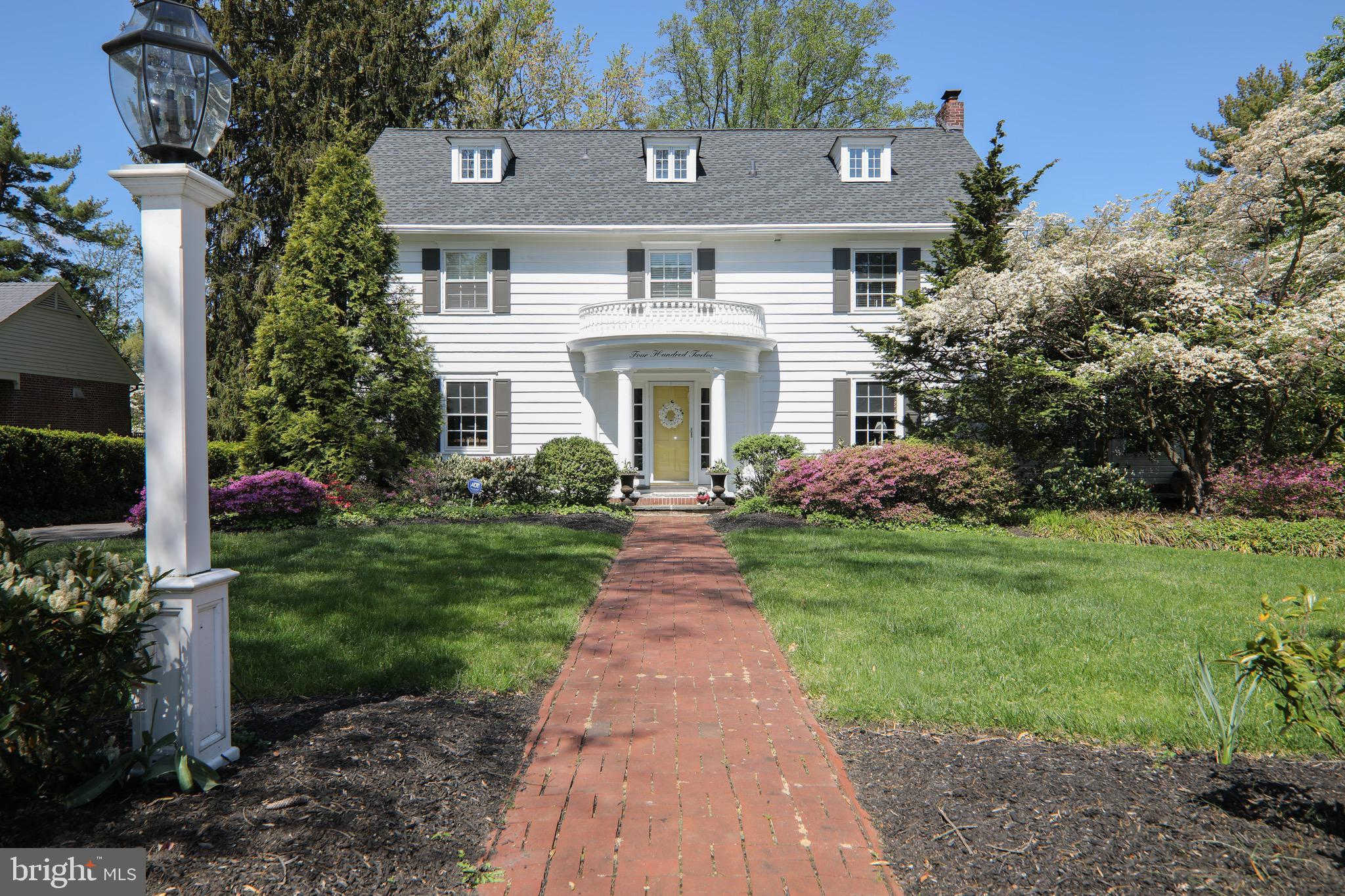 412 Chews Landing Road, Haddonfield, NJ 08033 now has a new price of $997,000!