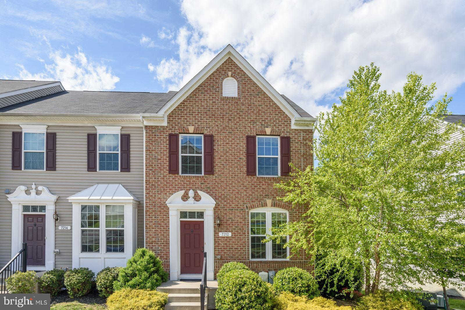 7212 Dorchester Woods Lane, Hanover, MD 21076 is now new to the market!
