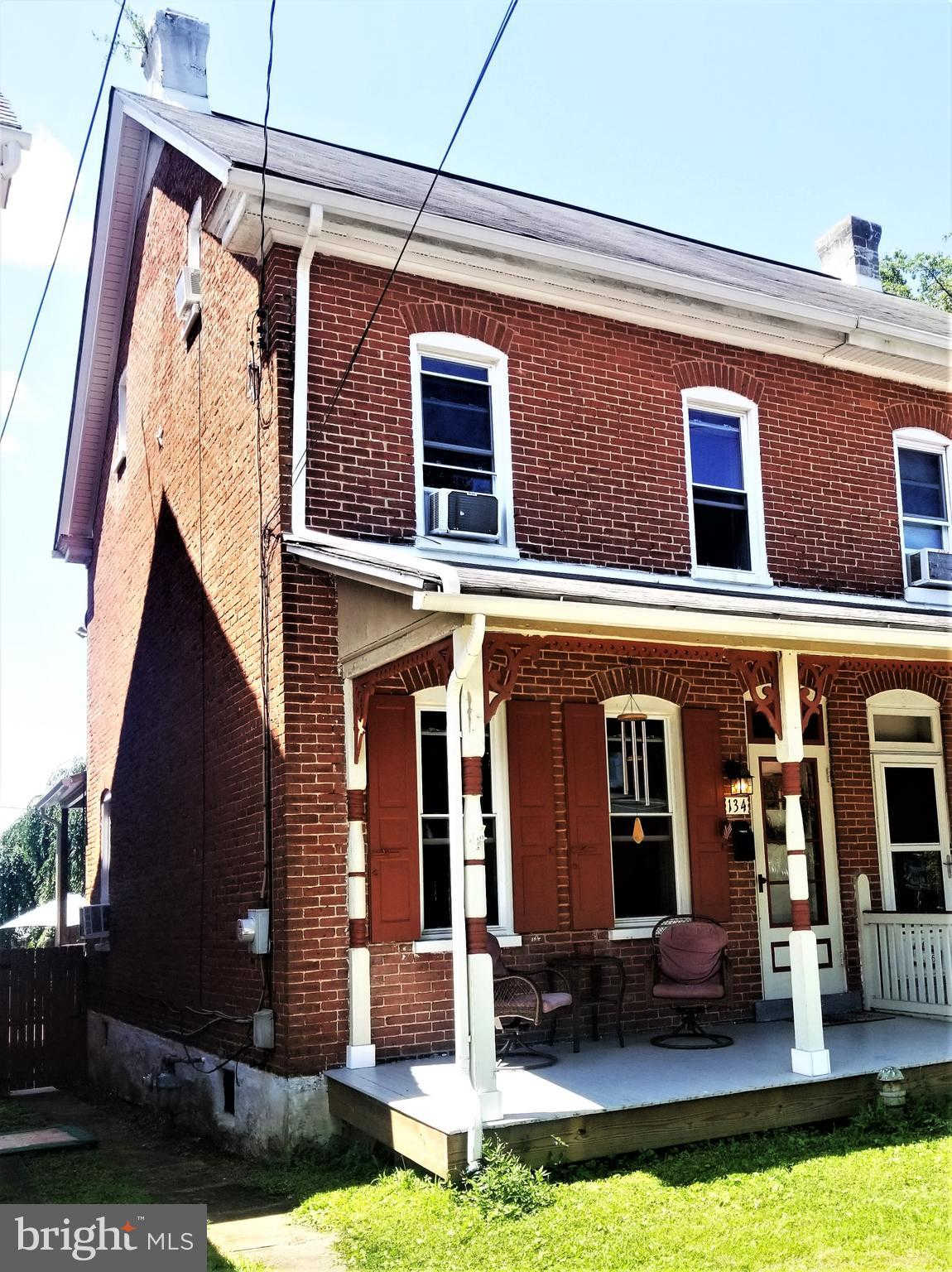 134 Jefferson Street, East Greenville, PA 18041 is now new to the market!