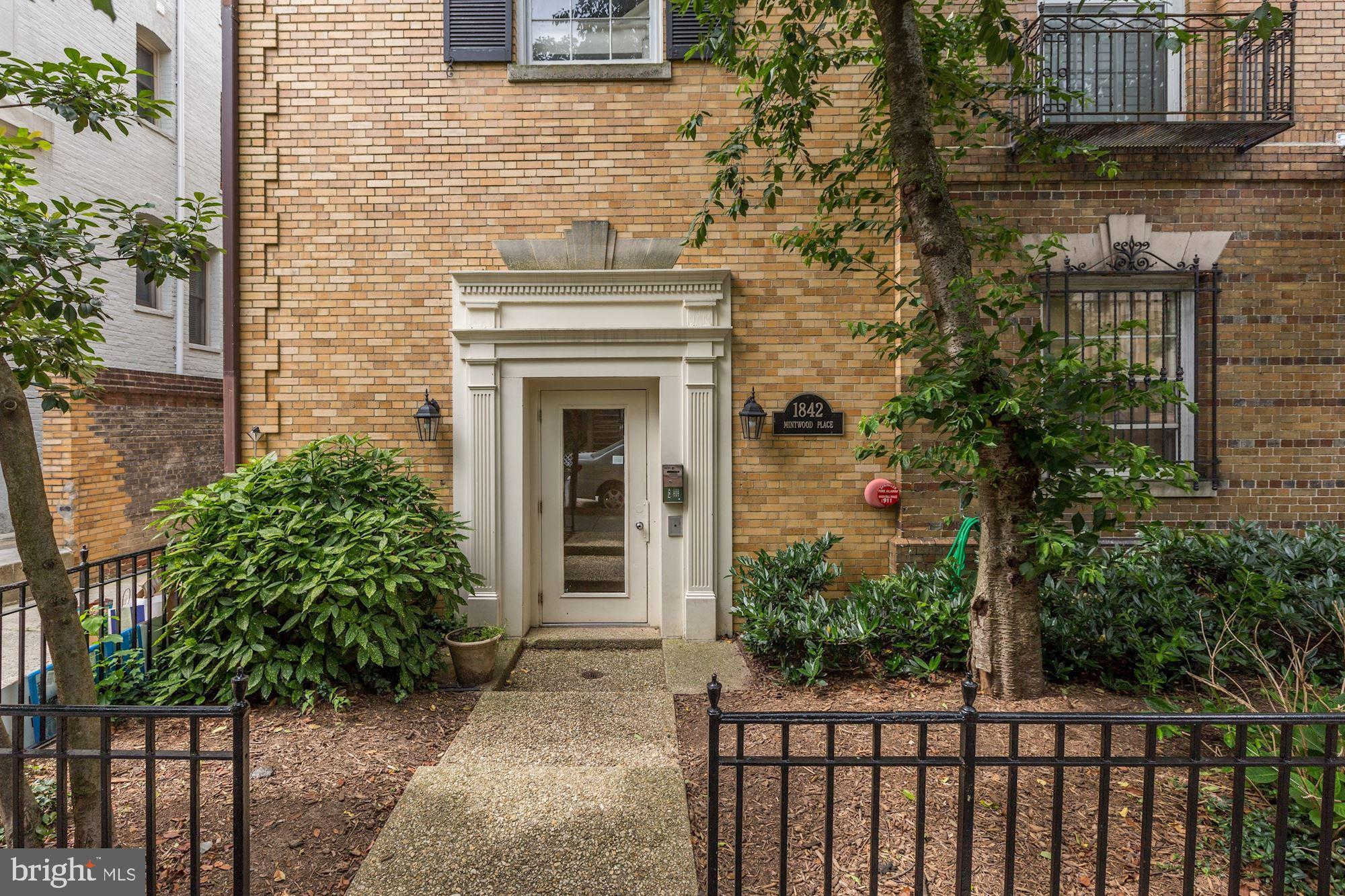 Another Property Sold - 1842 Mintwood Place NW #6, Washington, DC 20009