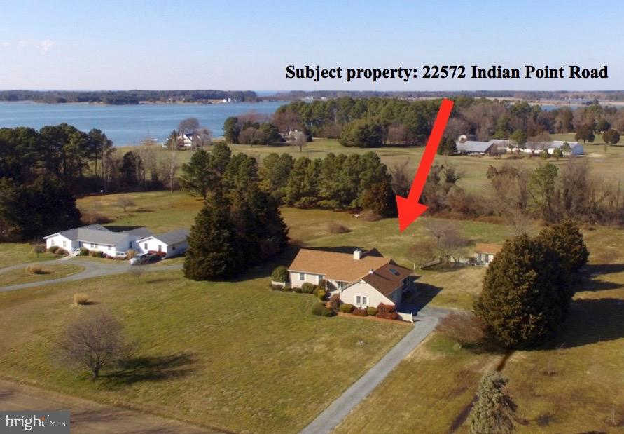 Another Property Sold - 22572 Indian Point Road, Bozman, MD 21612