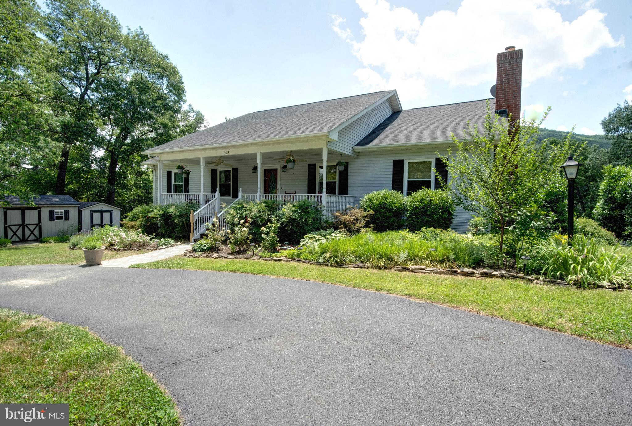 Another Property Sold - 803 Lower Valley Road, Strasburg, VA 22657