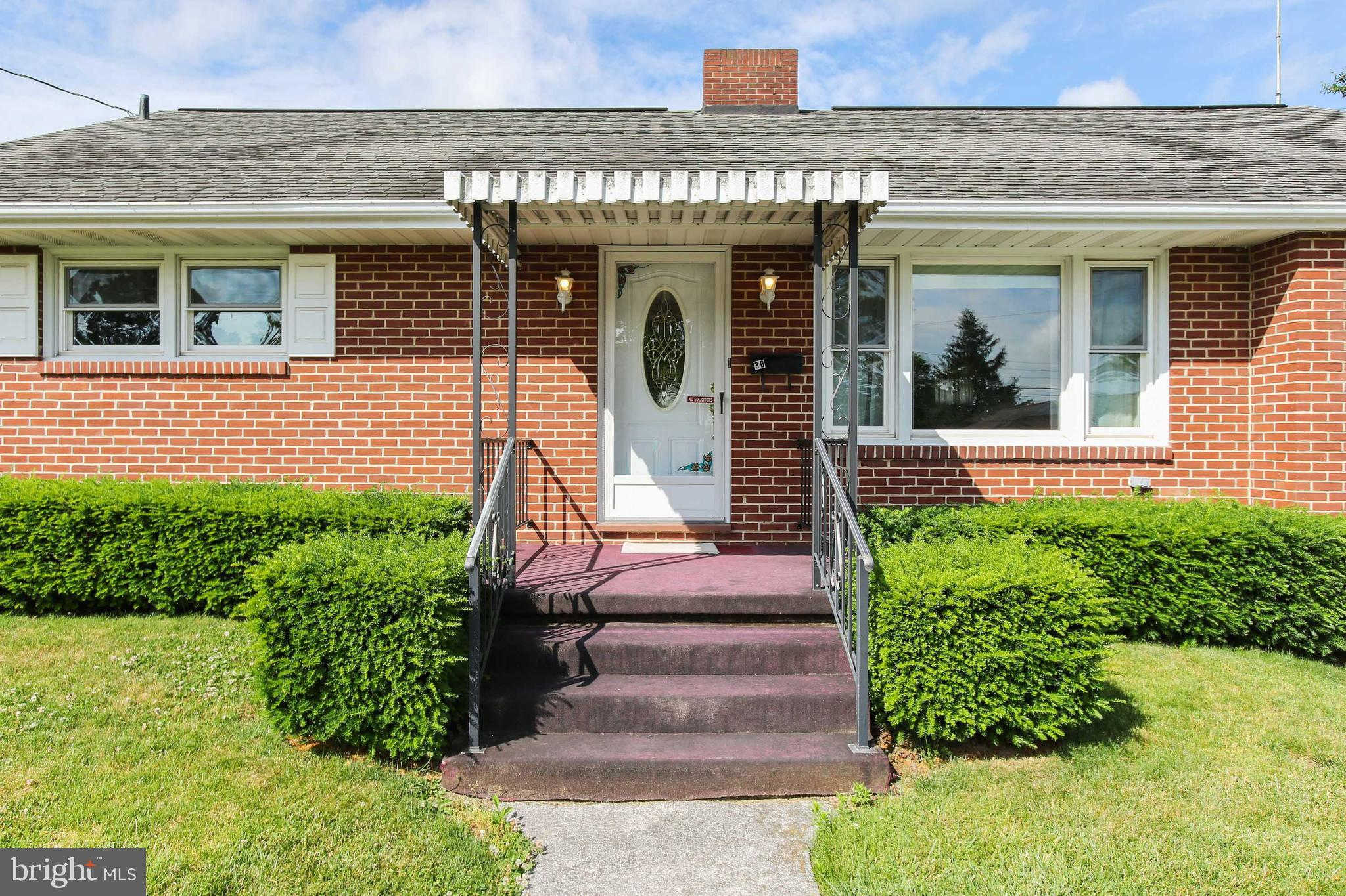 30 Patrick Avenue, Littlestown, PA 17340 is now new to the market!