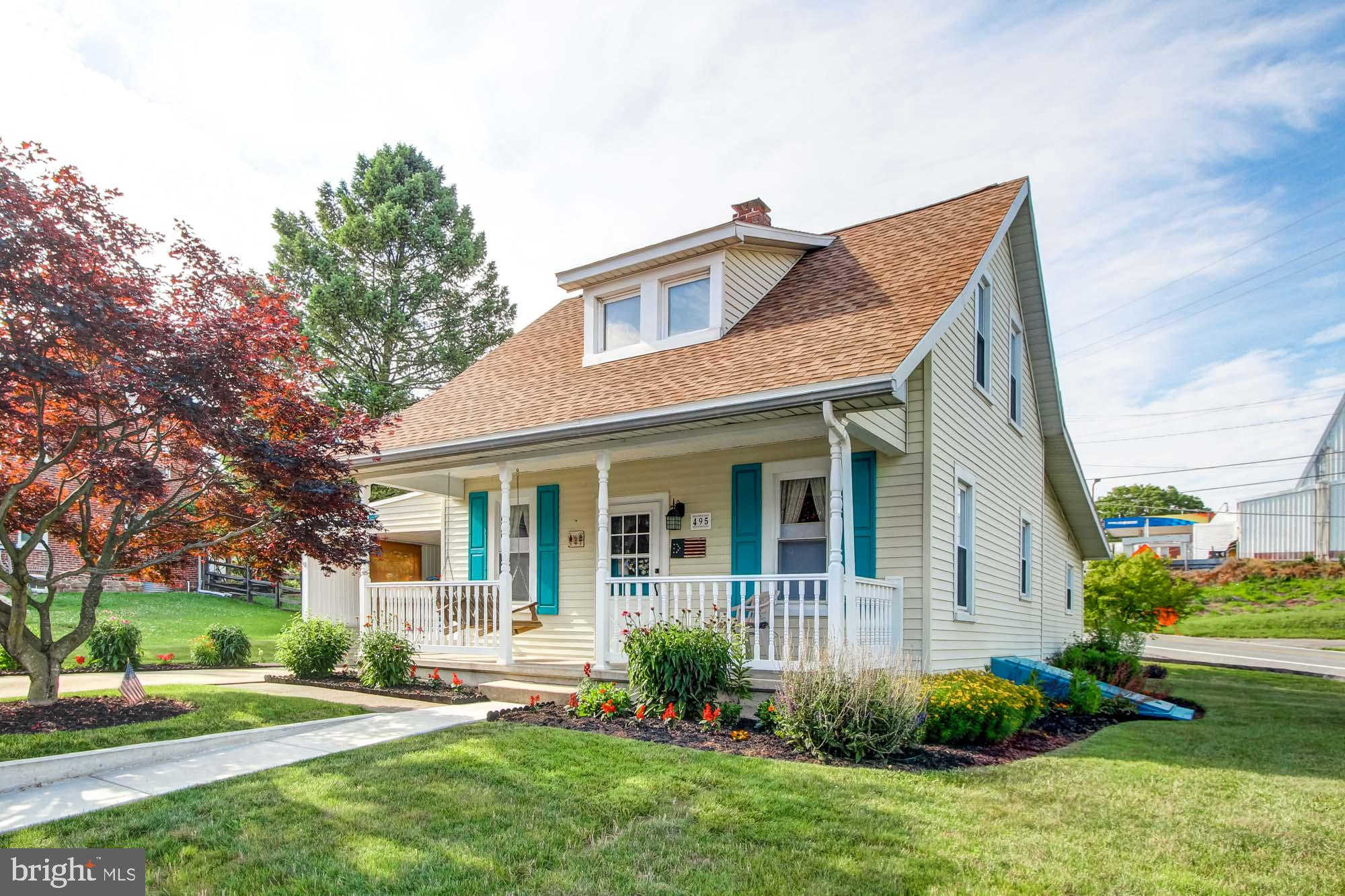 495 E Frederick Street, Dallastown, PA 17313 is now new to the market!
