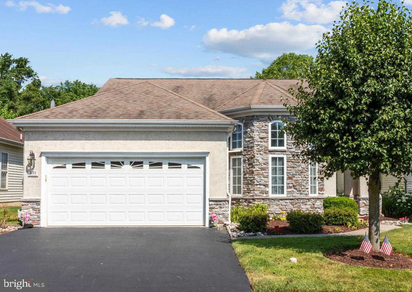 1233 Scott Place, Warminster, PA 18974 now has a new price of $449,500!